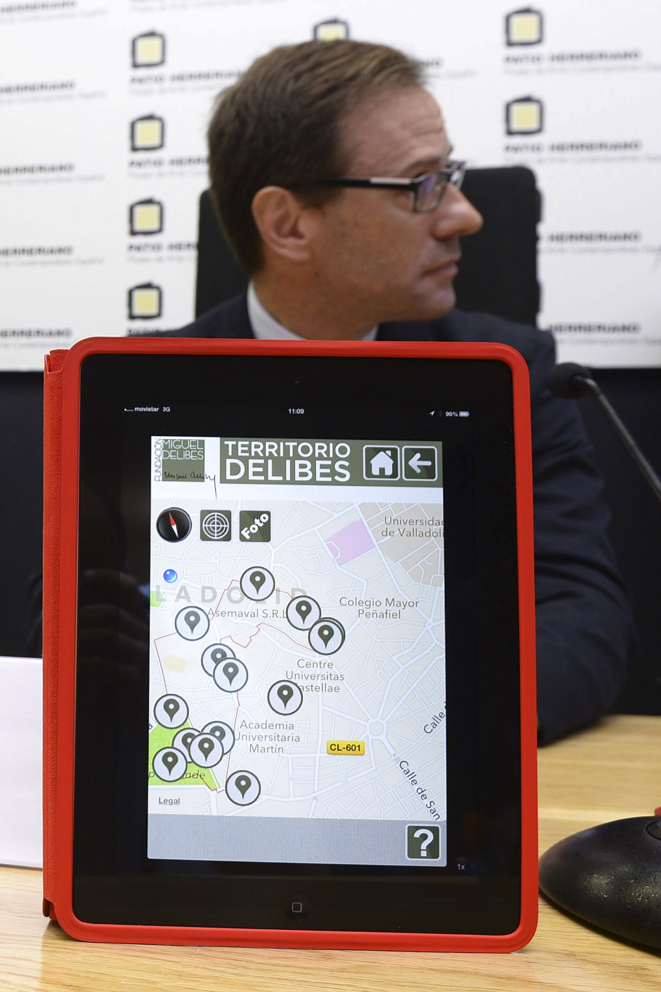 Territorio Delibes, una aplicación que recorre la vida y la obra del escritor