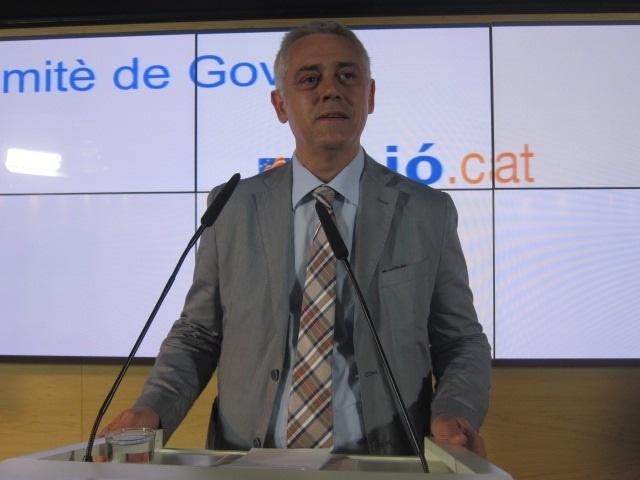 UDC replica que no coinciden «en nada» con el PP catalán, Aznar, Faes, Monago y Wert
