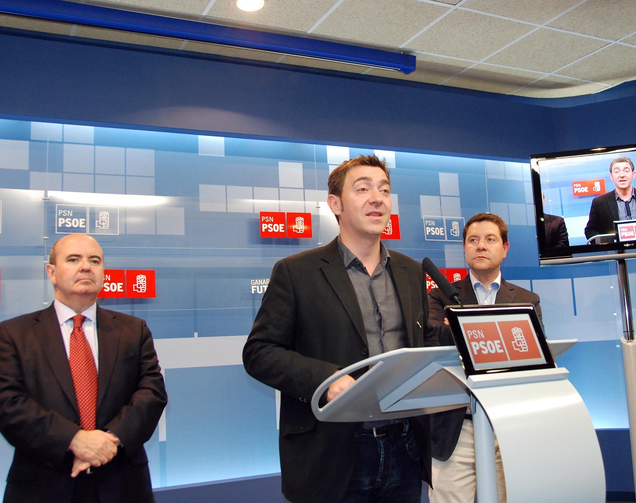 Zarrías rechaza la reforma de la Administración Local y asegura que «va a batir el récord Guiness del desencuentro»