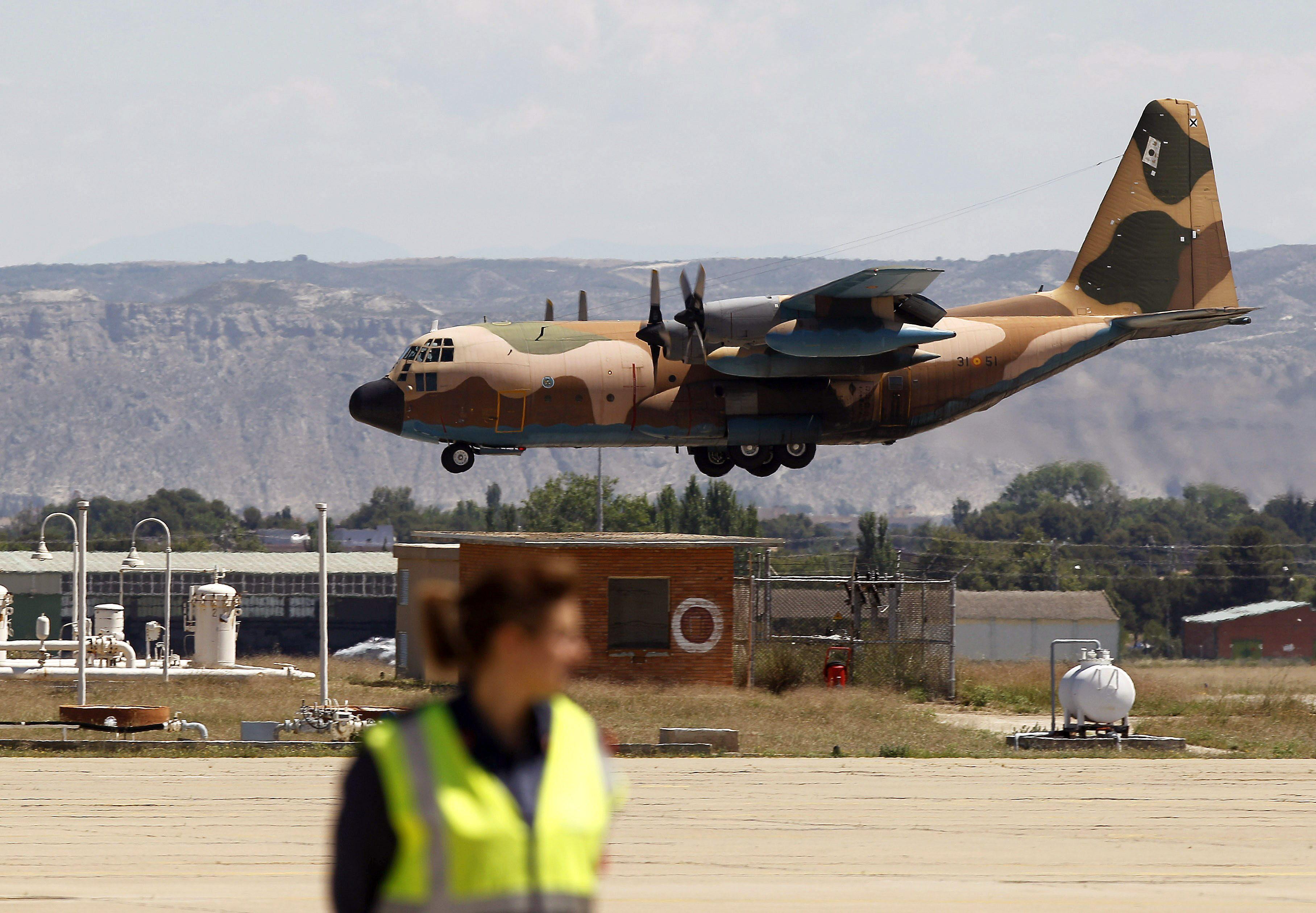 Las fuerzas aéreas militares europeas se formarán en Zaragoza en 2013