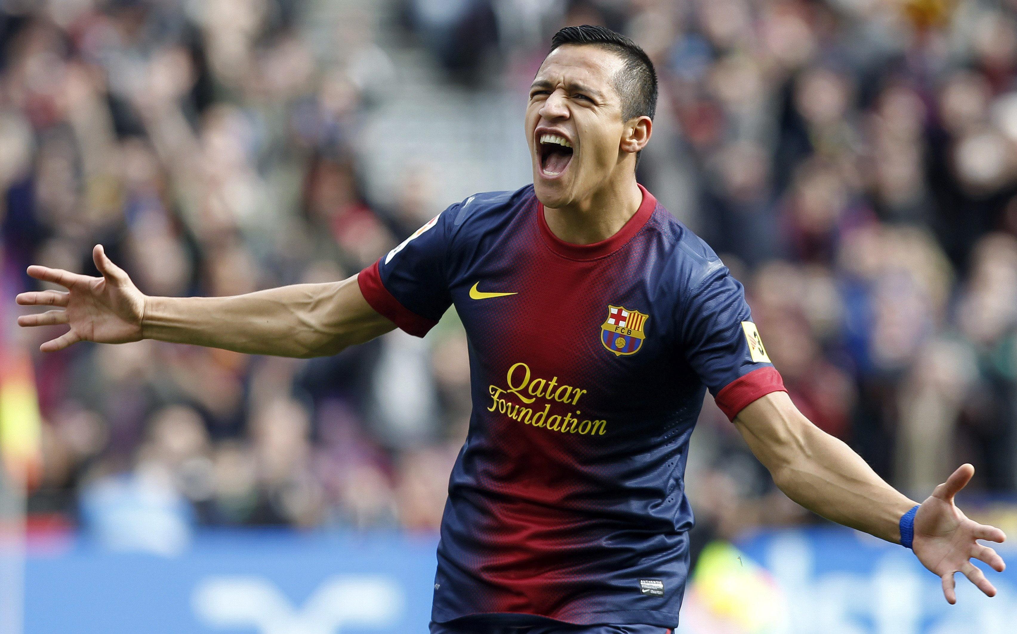 El Barcelona estaría dispuesto a escuchar ofertas por Alexis