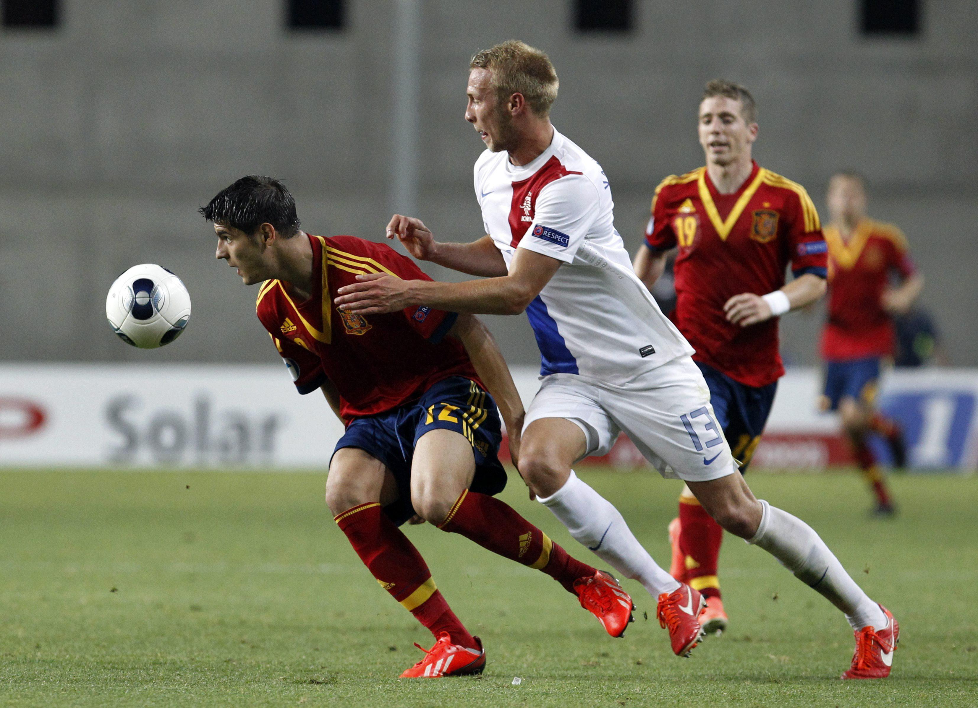Camacho podría estar recuperado de su lesión para la semifinal con Noruega