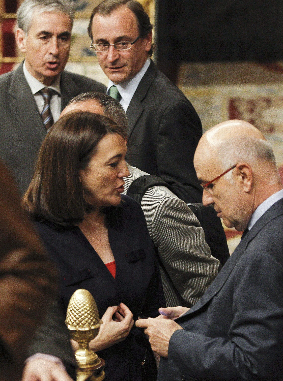 El PNV se siente «expulsado» del pacto entre PP y PSOE sobre Europa