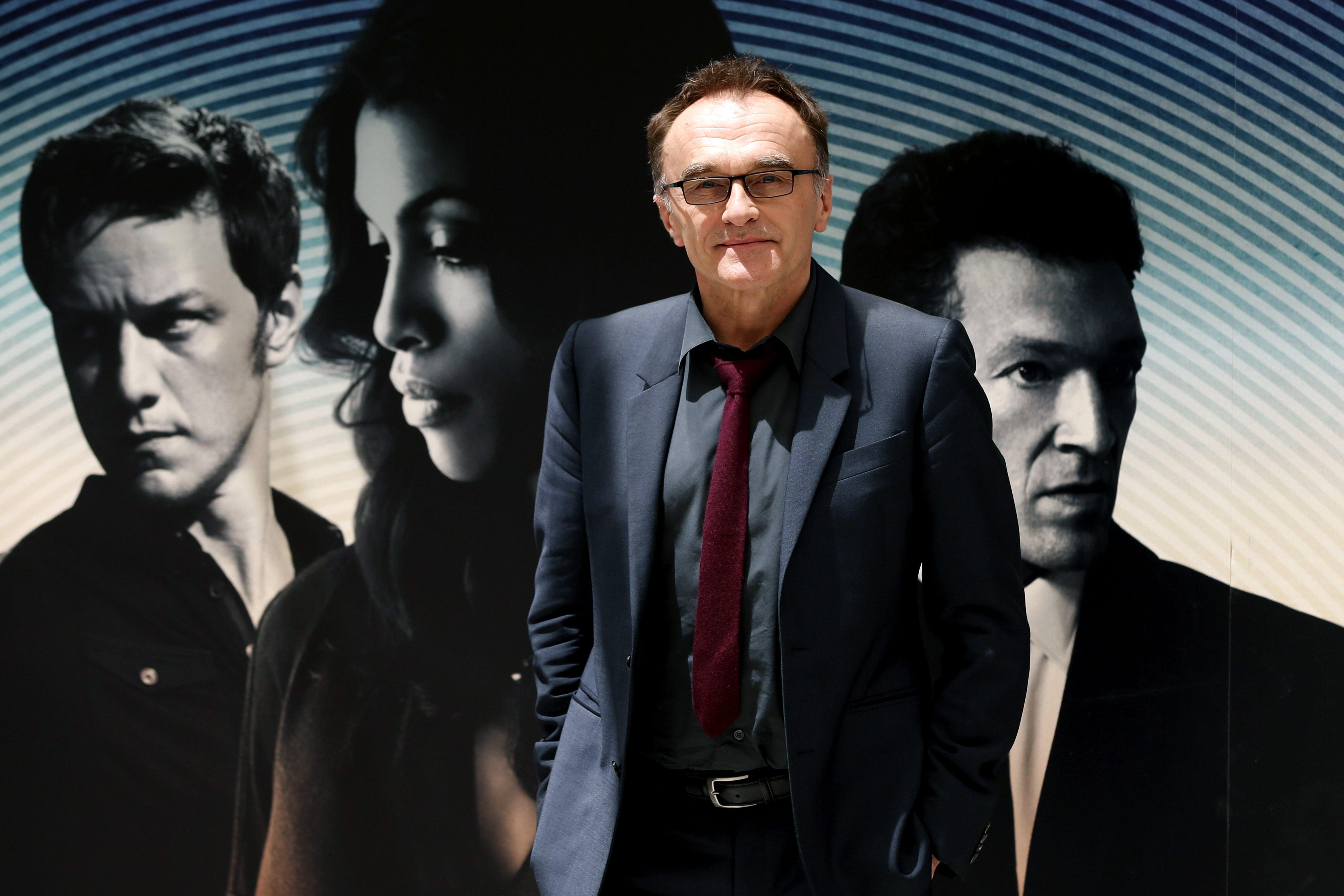 Del director de «Slumdog Millionaire» llega «Trance» a los cines