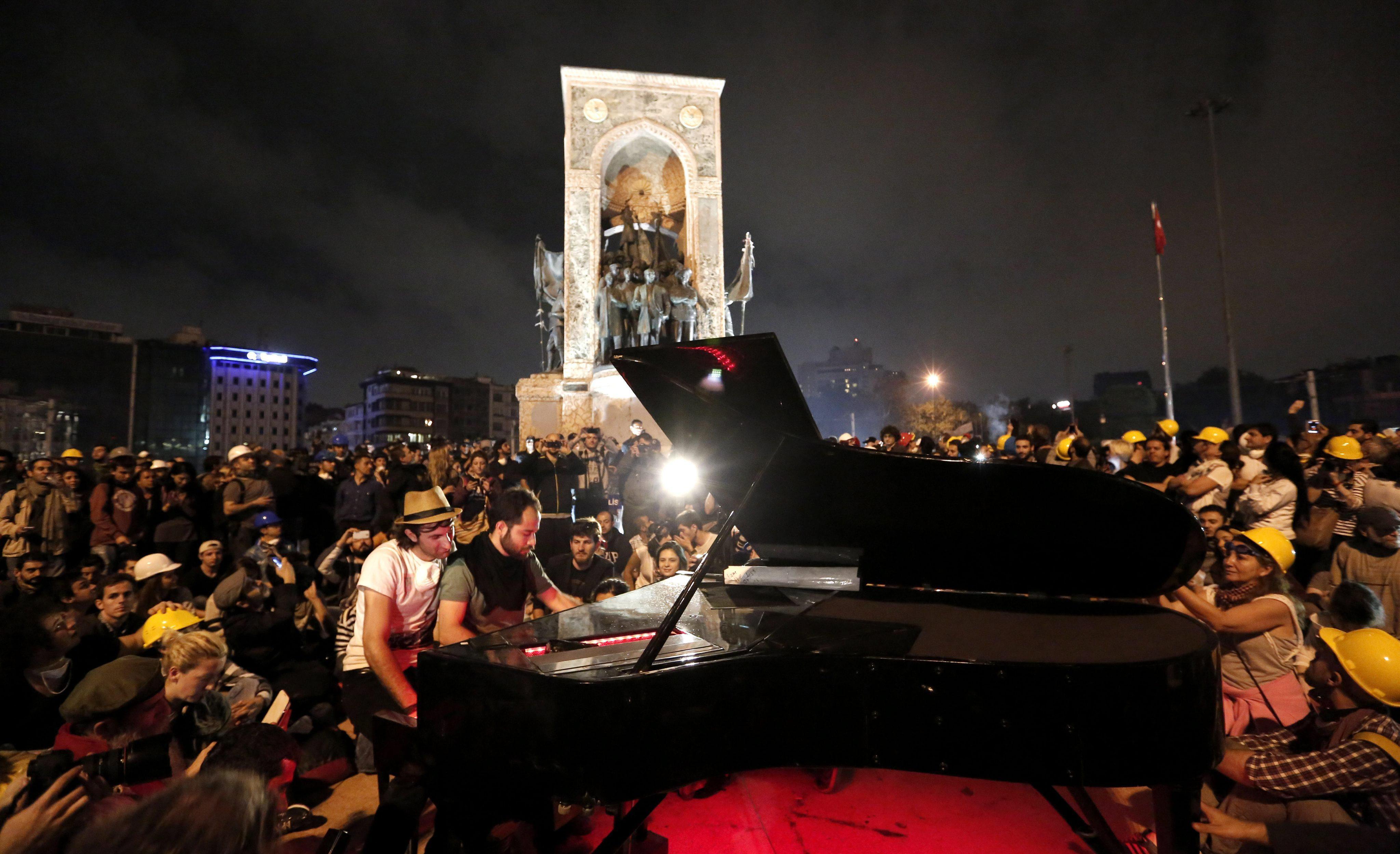 Erdogan rechaza las críticas del PE por su gestión de las protestas