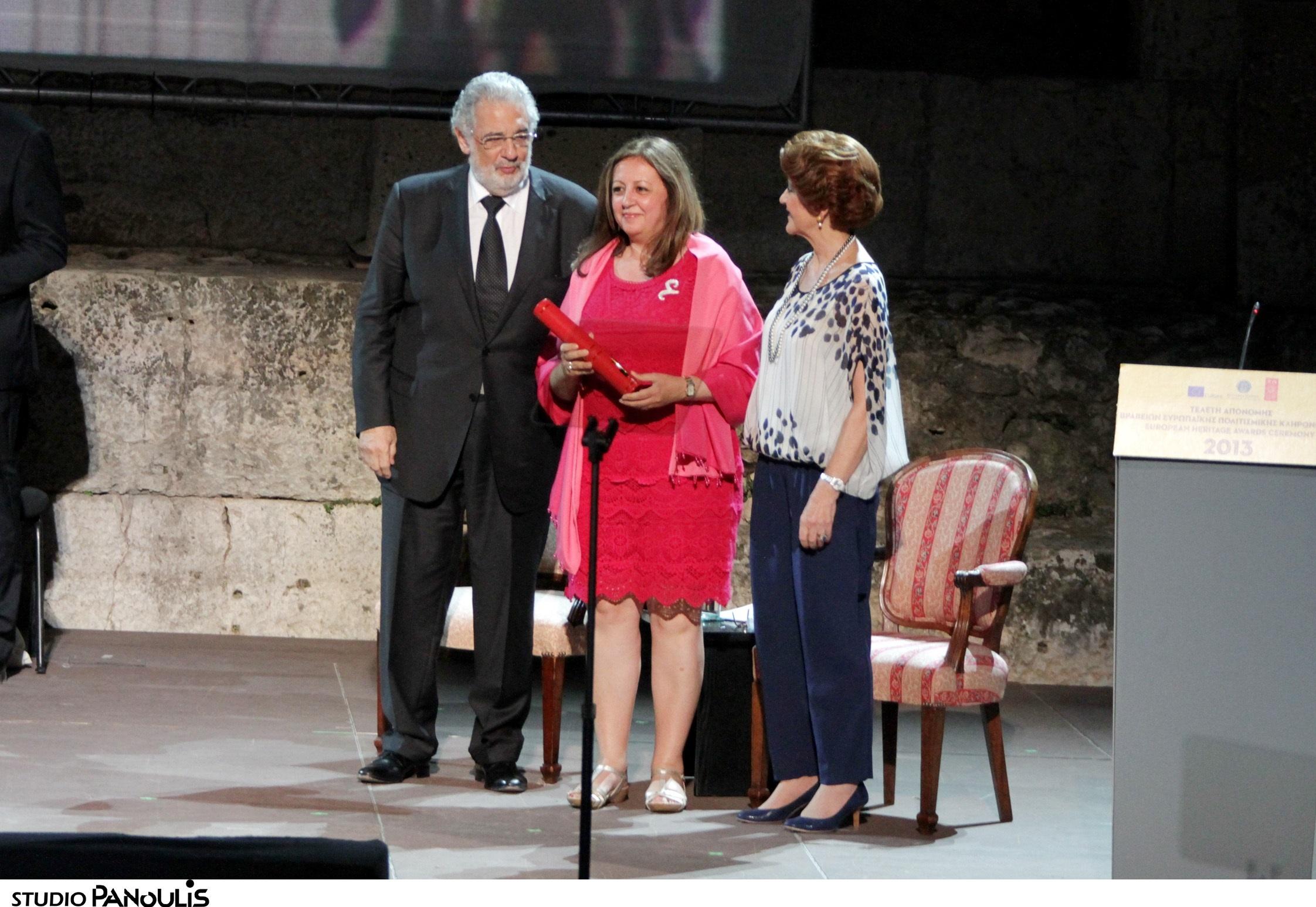 La Alhambra, galardonada con el premio Europa Nostra por la restauración del Patio de los Leones