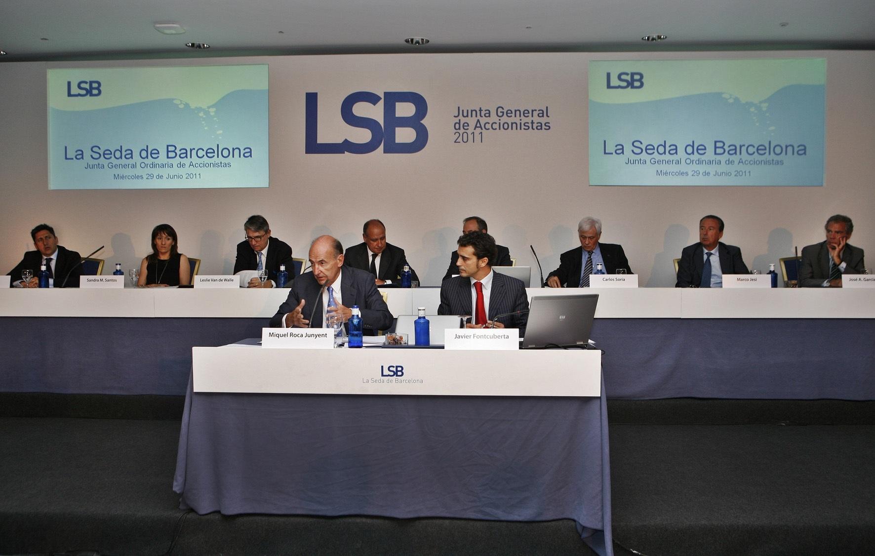 (Ampliación) La Seda de Barcelona presenta concurso de acreedores
