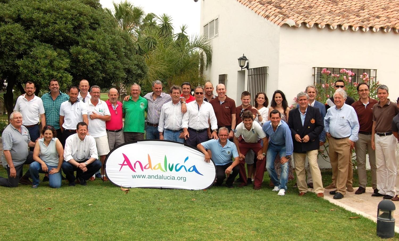 Andalucía promociona su oferta de golf en Málaga y destaca el carácter desestacionalizador del destino