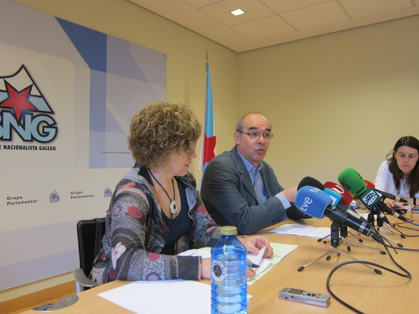 El BNG critica concentrar en un día las comparecencias de exdirectivos de cajas y «restricciones» en la documentación