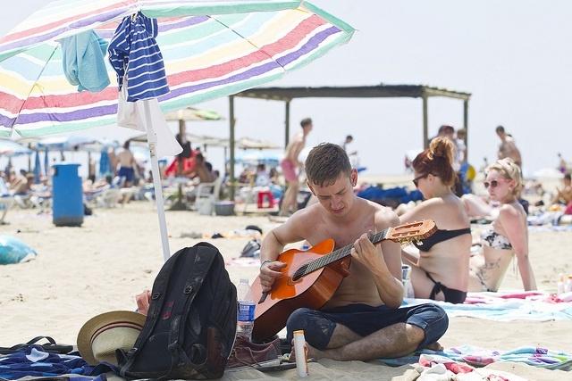Benicàssim prevé una ocupación turística media de entre un 85 y un 90 por ciento este verano