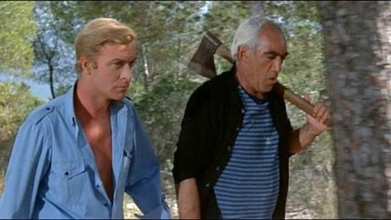 CineCiutat proyecta este miércoles la película »El Mago», que fue grabada en Andratx en 1968