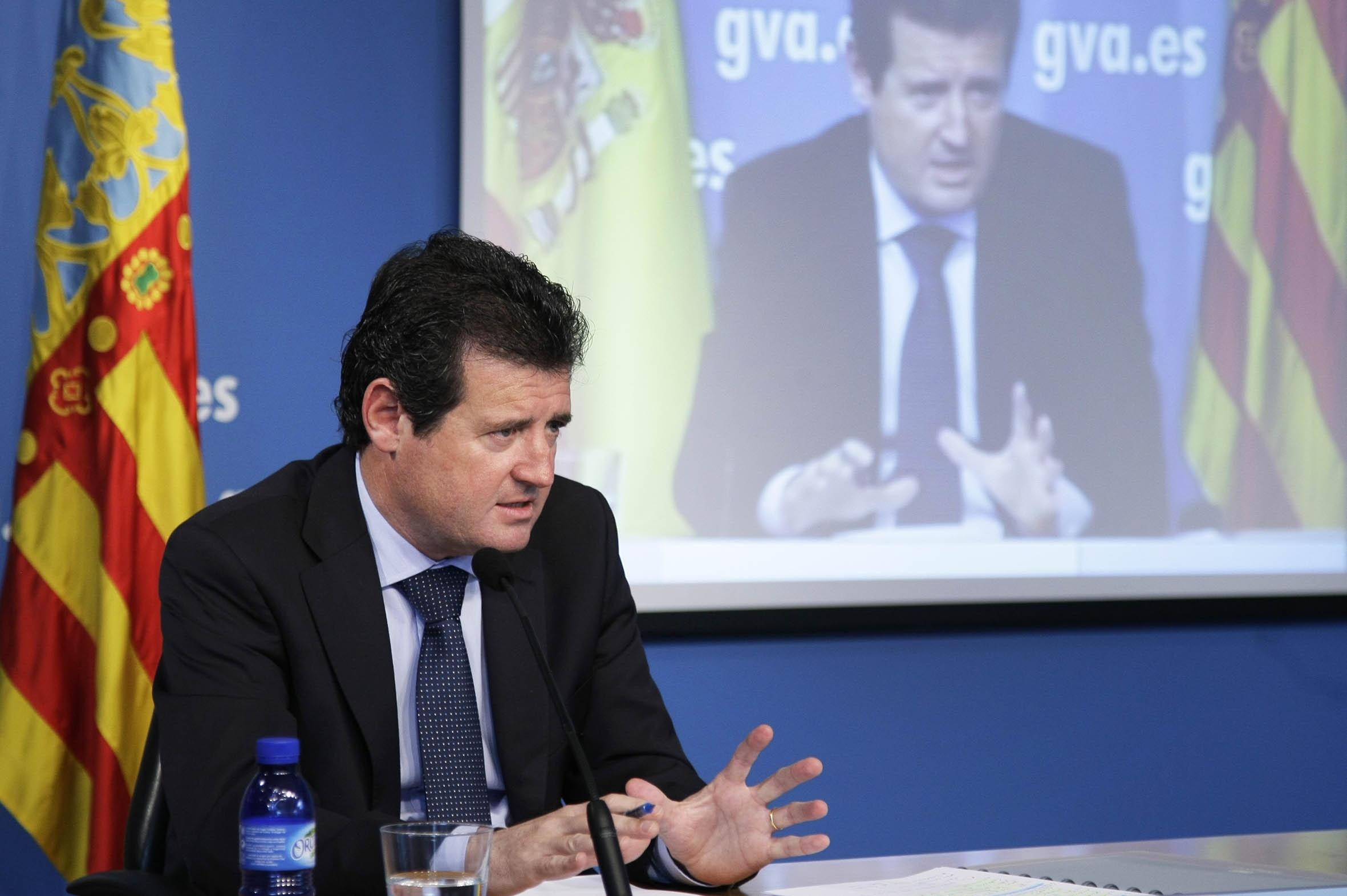 Císcar: «Ningún presidente de comunidad autónoma está haciendo tanto por la ejemplaridad como Fabra»