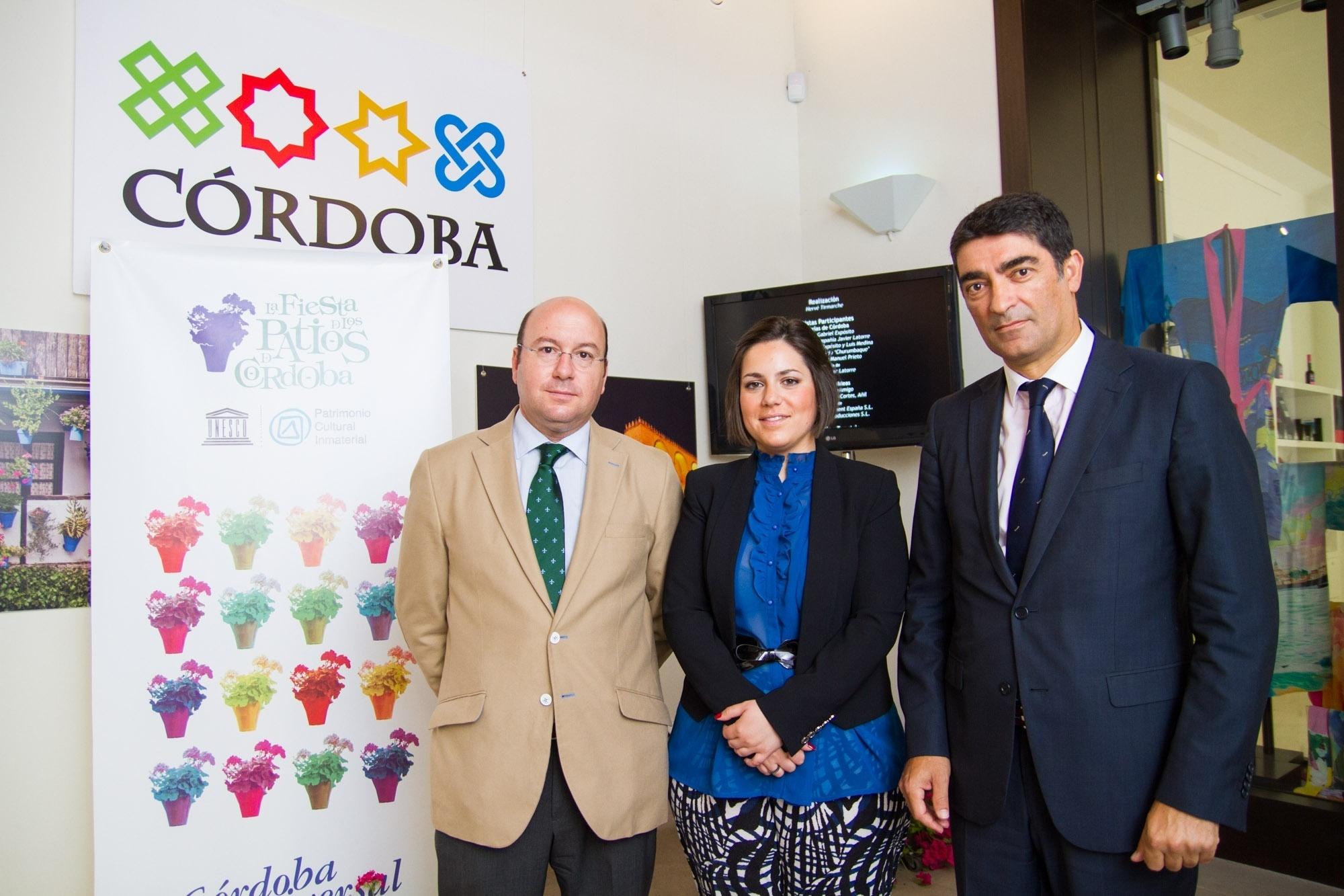 Córdoba se promociona en el Museo Thyssen con un espacio por el que pasarán 45.000 personas