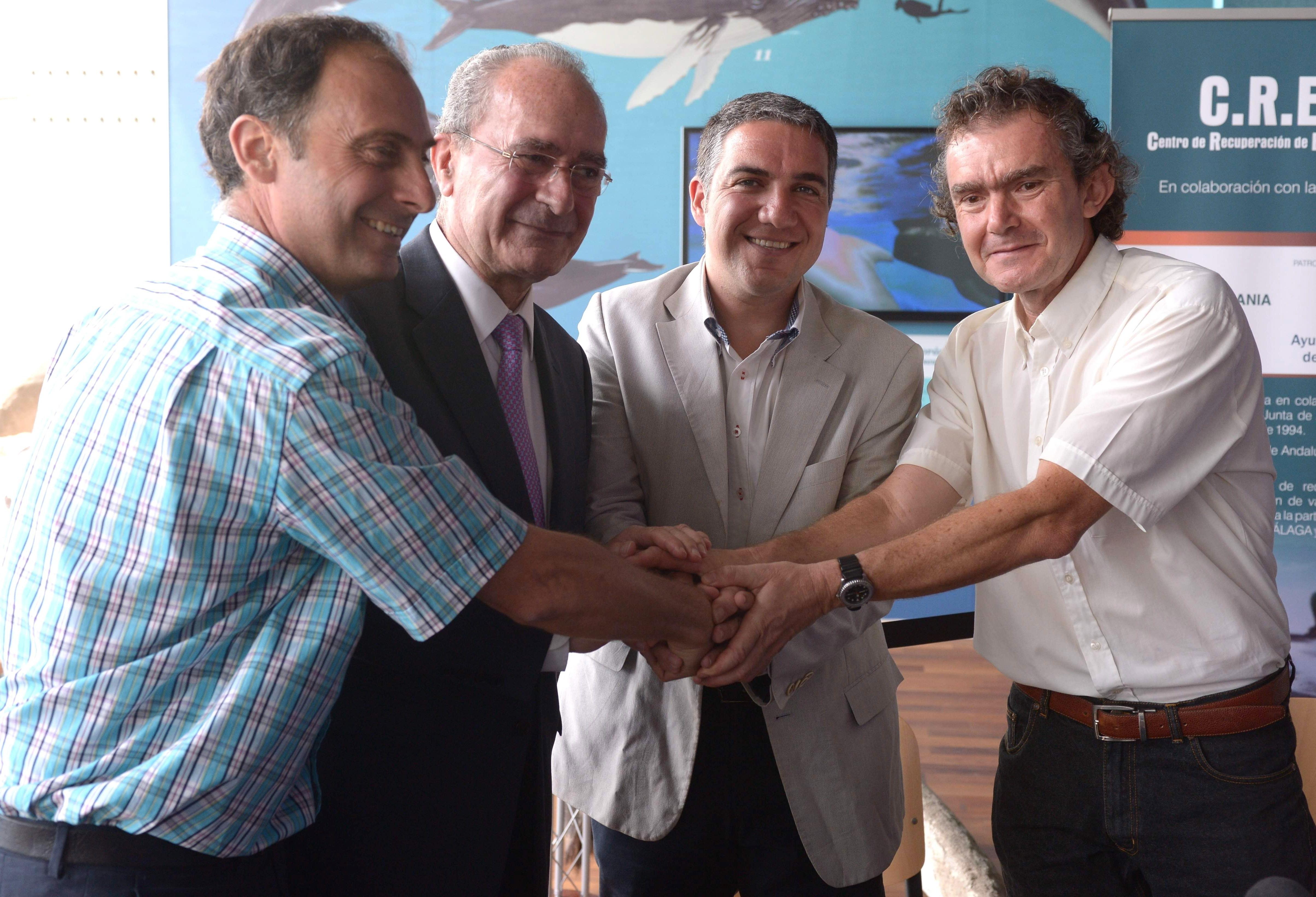 La Diputación y el Ayuntamiento de Málaga destinarán 80.000 euros para el mantenimiento del Crema