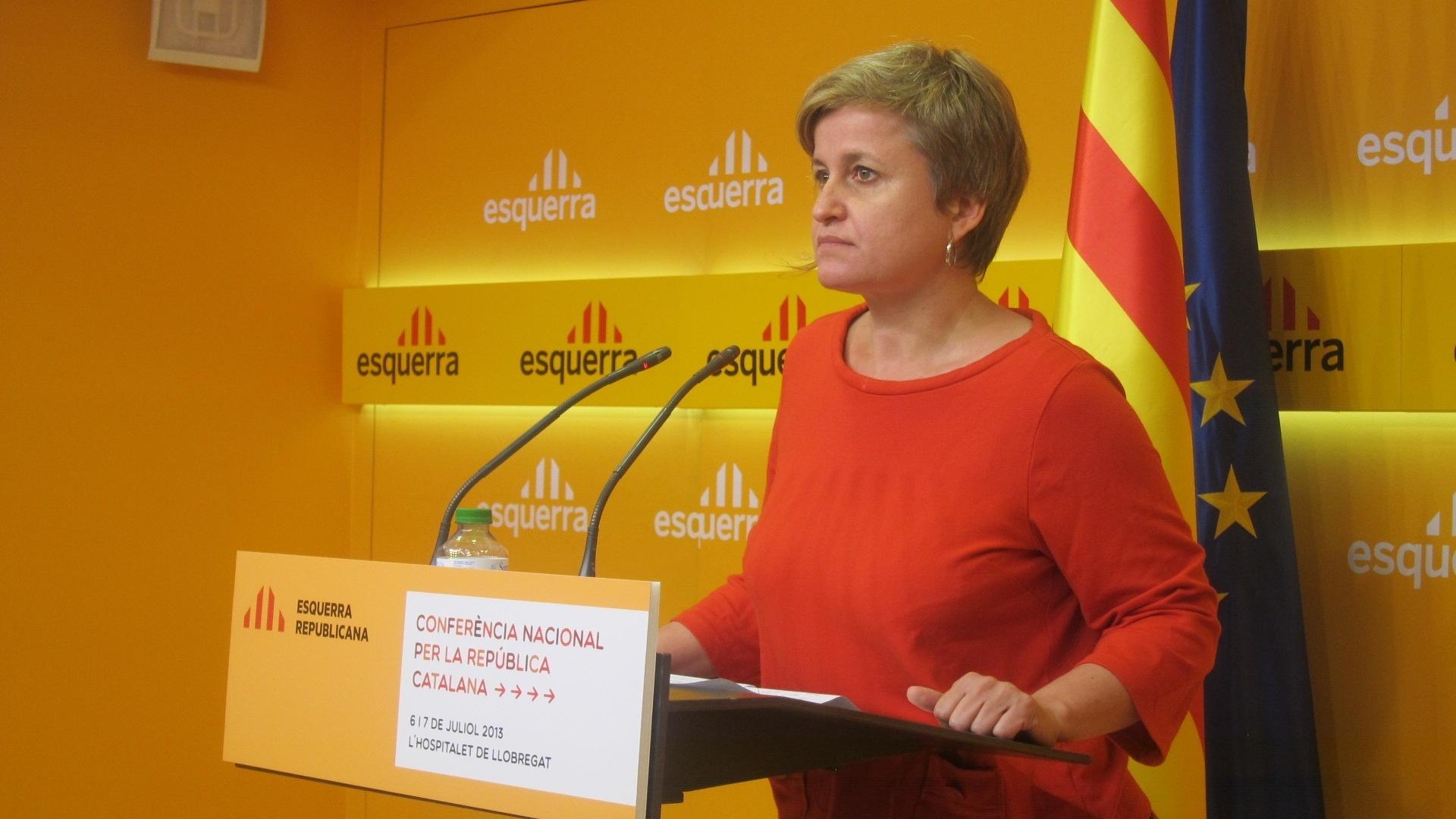 ERC garantiza que su posición no ha cambiado pese a su acuerdo con CiU