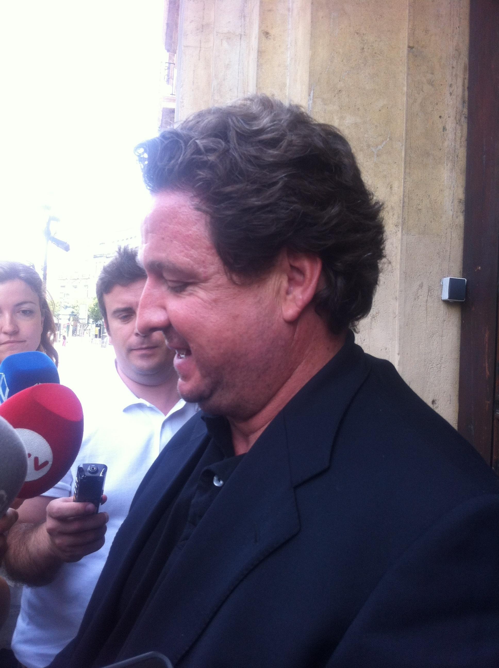 Exconcejal del PP ratifica que escuchó que la trama iba a hacer la visita del Papa