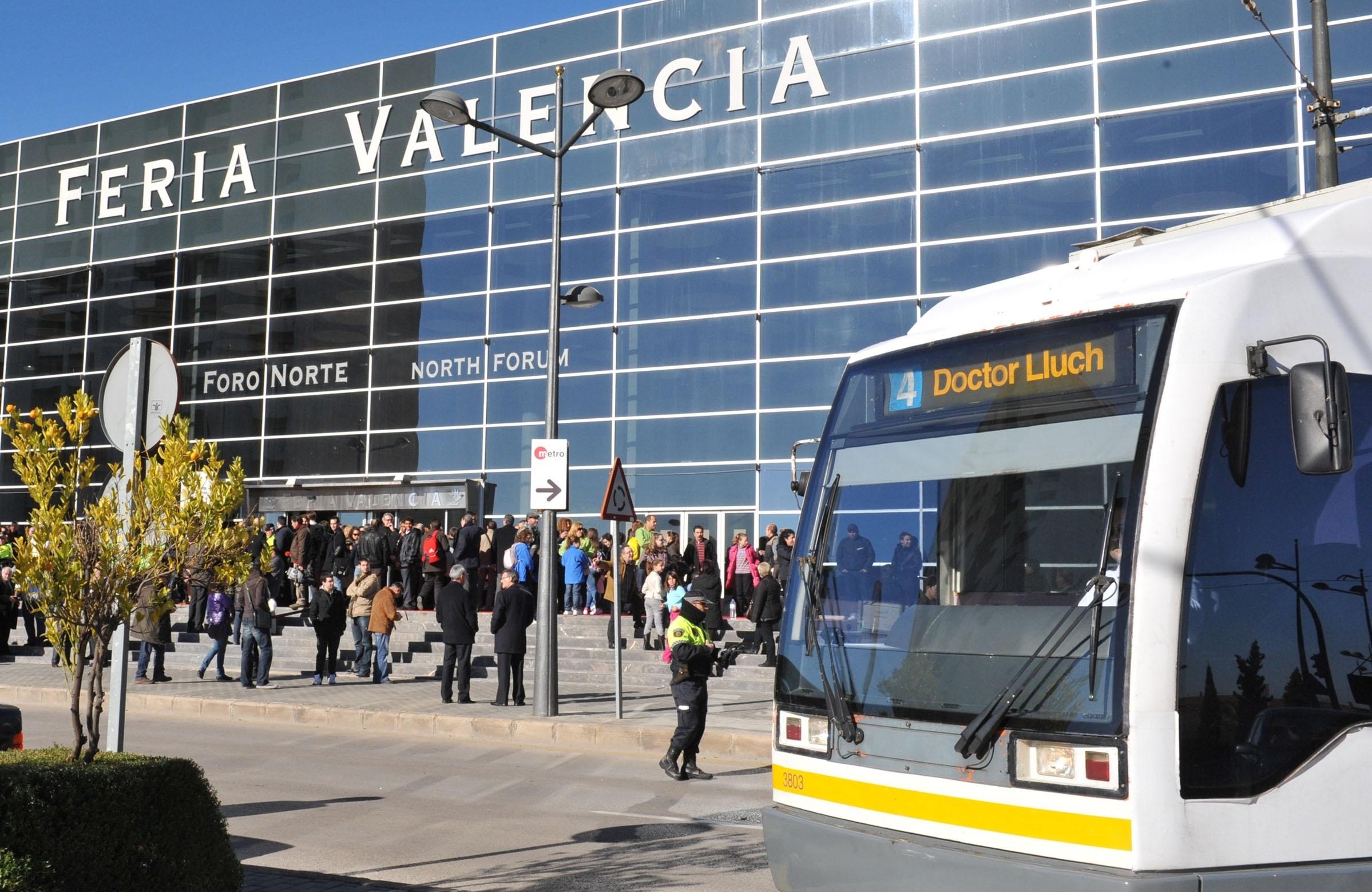 El juez pide a Feria Valencia que aclare lo abonado a Orange en 2008 tras detectarse un pago por 1,4 millones