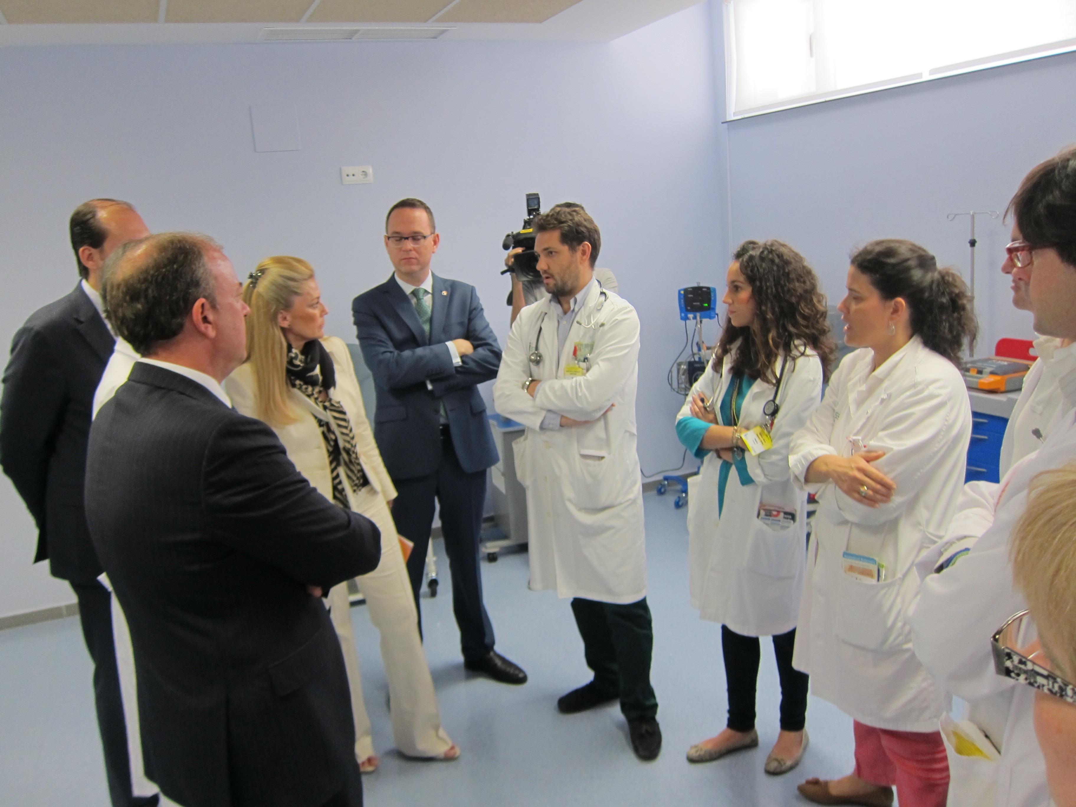 El Hospital San Pedro de Alcántara de Cáceres cuenta con una nueva Unidad de Gestión de Ensayos Clínicos