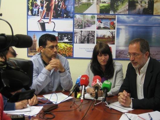 IU denuncia que la falta de «transparencia» en el proceso de revisión del PGOU de Valladolid