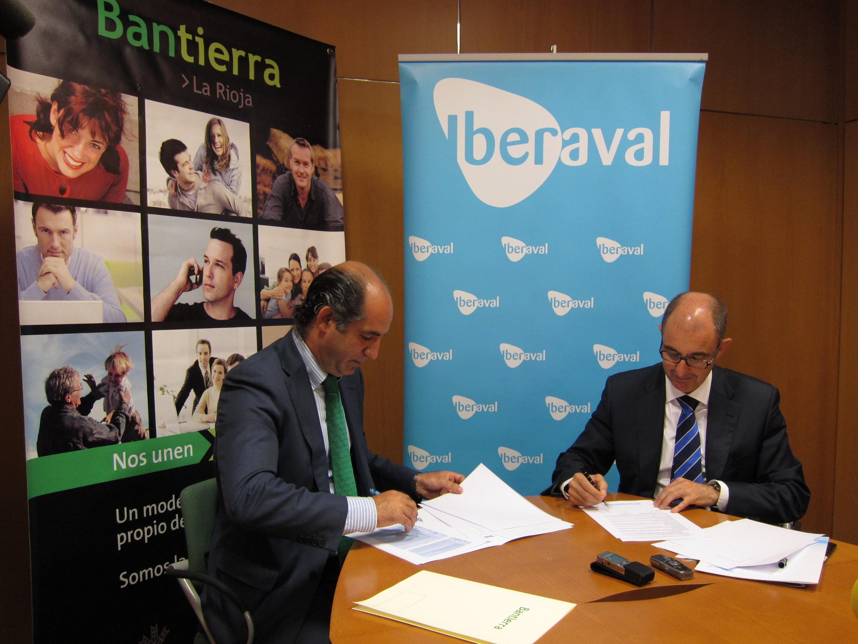 »Iberaval» prevé facilitar en 2013 en La Rioja 7,5 millones de euros para pymes y autónomos
