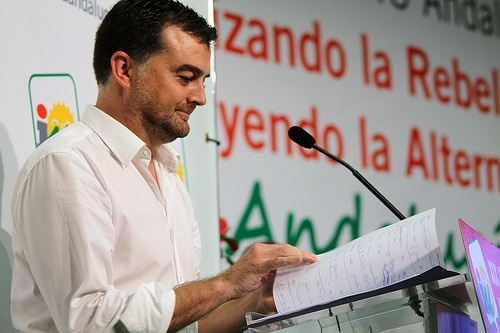 Maíllo: «Ahora mismo soy un perfecto desconocido y si mañana hubiera elecciones no sería candidato por sentido común»