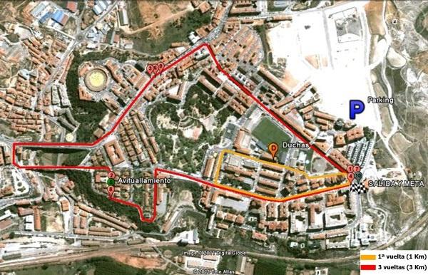 El atleta veterano Chema Martínez apadrina la IV Carrera 10K Gran Premio Ronal-Ibercaja de Teruel