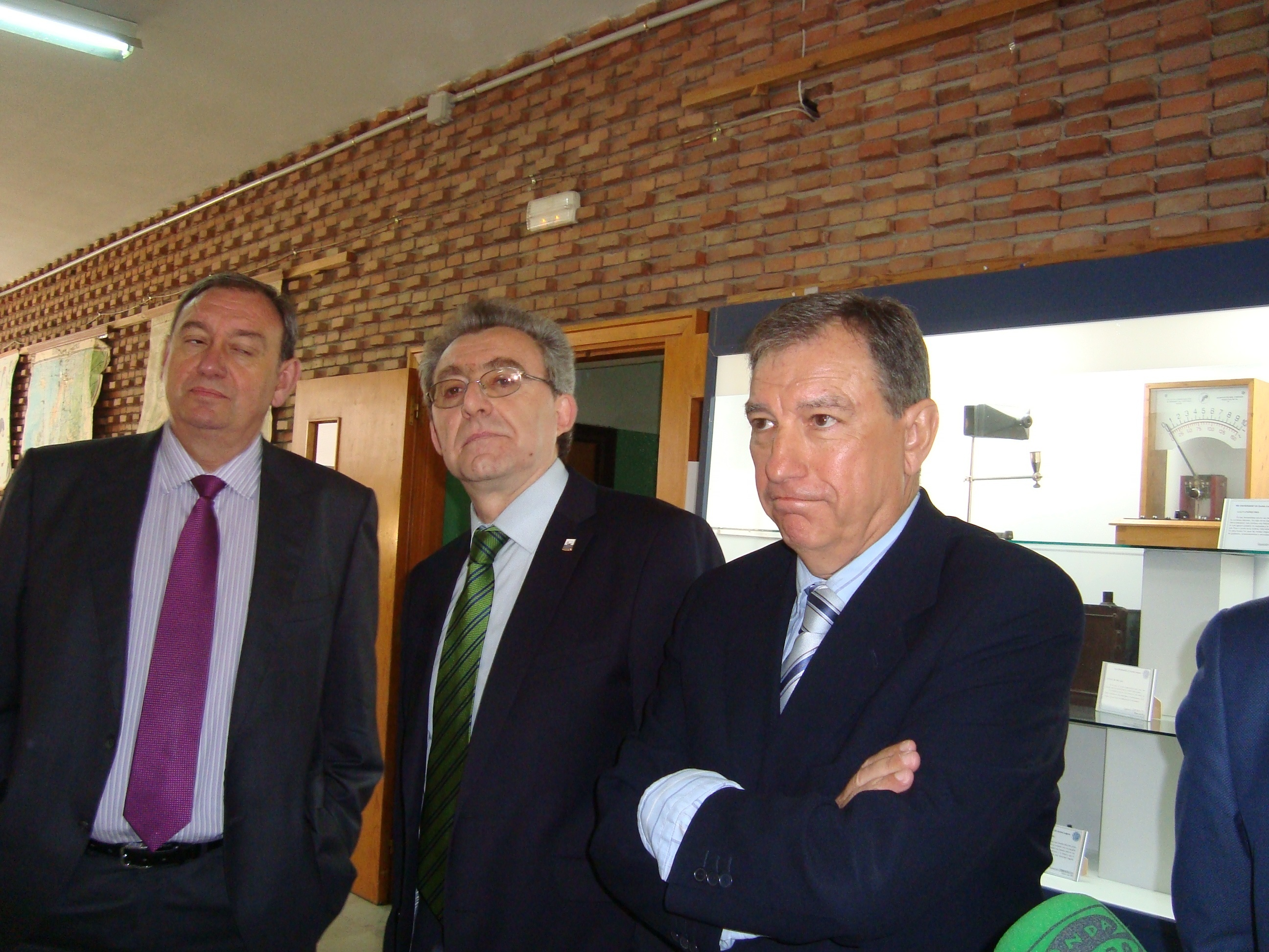 Mateos dice que la Junta no olvida la nueva fase del Campus de Segovia pero que no hay medios para continuar