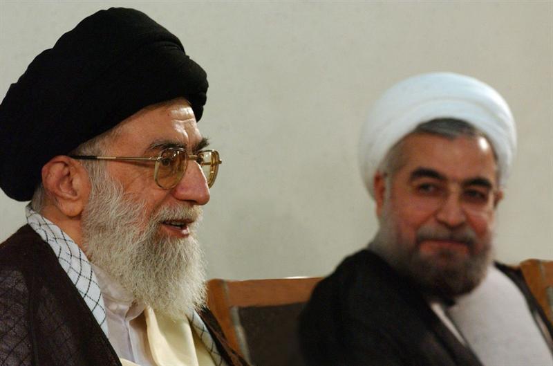 Rohani descarta frenar el enriquecimiento de uranio en Irán
