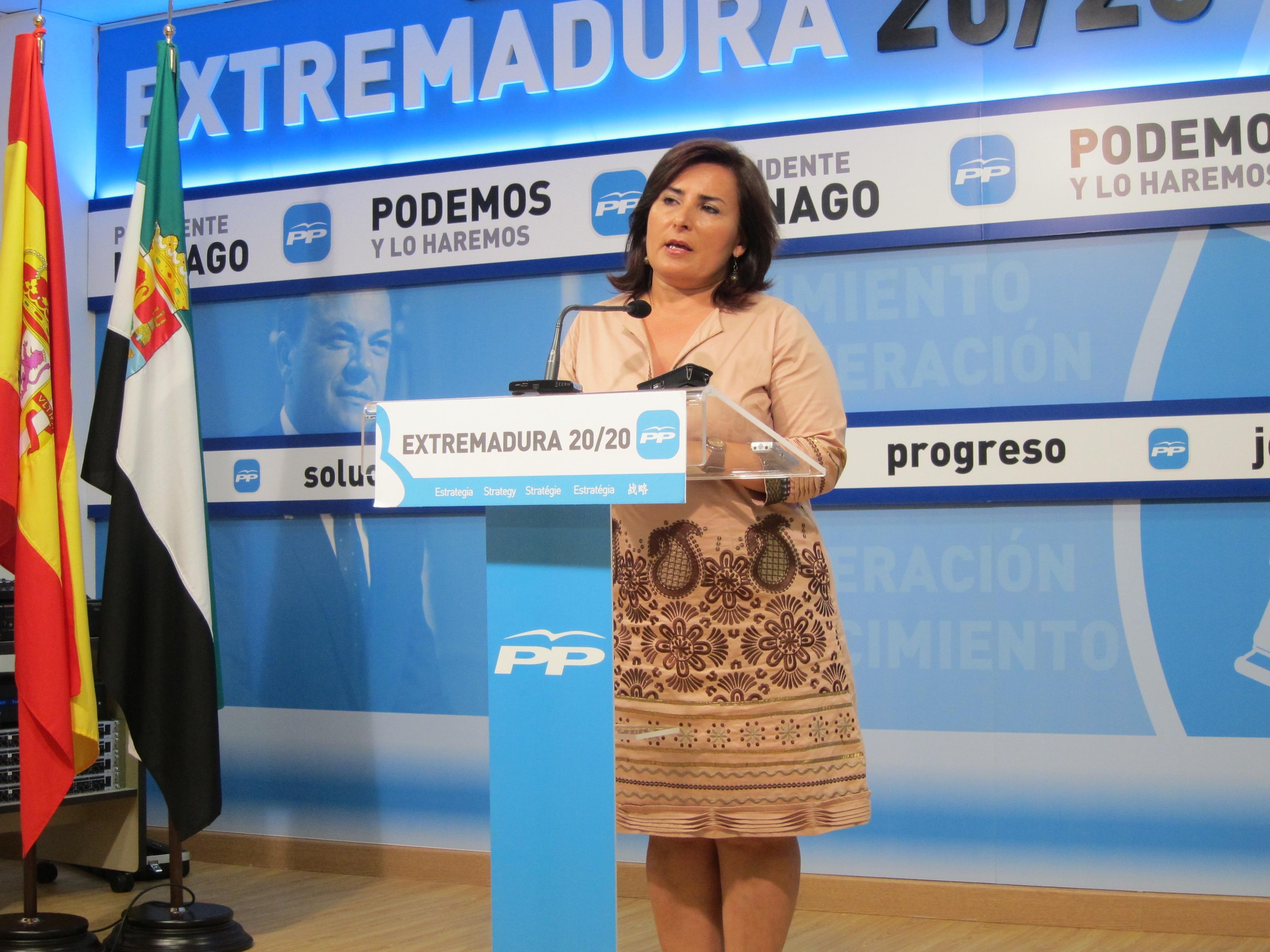 El PP pide al presidente de Caja Extremadura que defienda a los trabajadores en la reestructuración de Liberbank