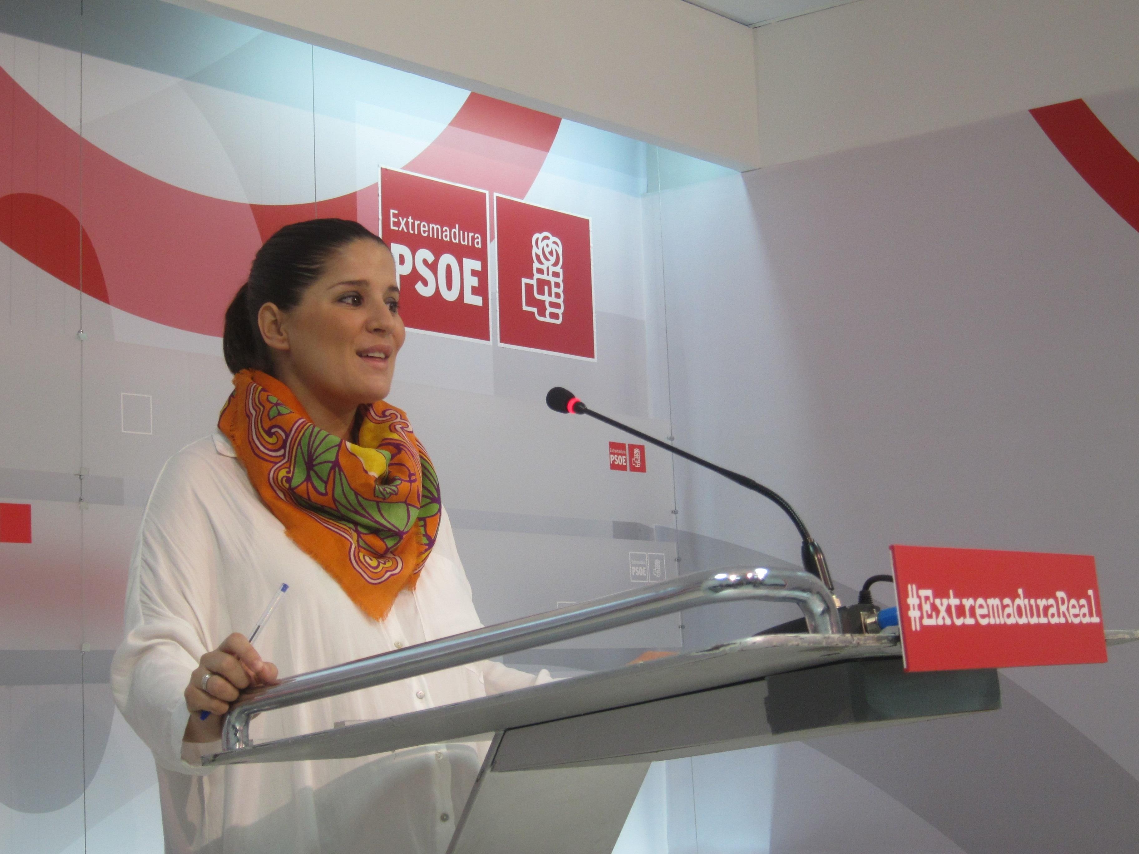 PSOE extremeño pide que el Parlamento autonómico regule el permiso de paternidad y maternidad de los diputados