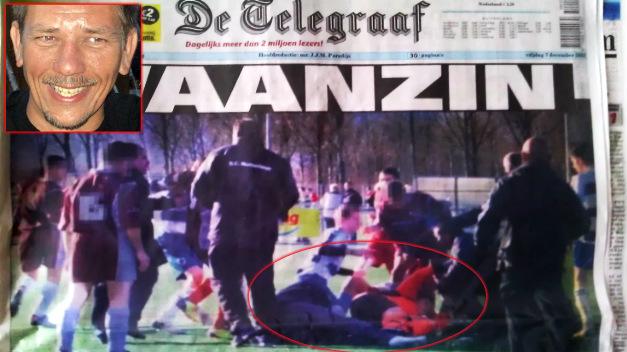 Entre uno y 6 años de cárcel por matar de una paliza a un árbitro en Holanda