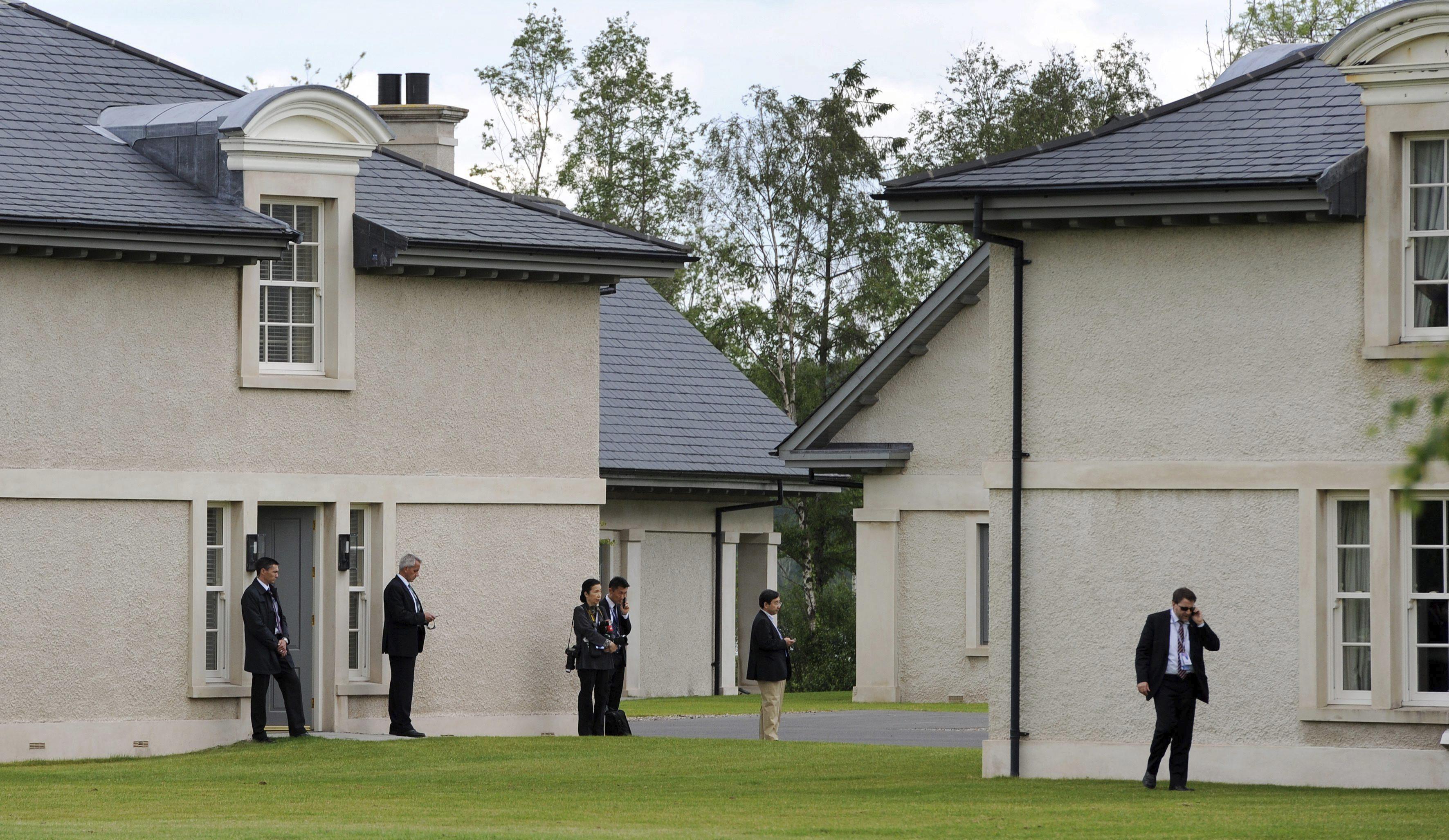 La UE asegura al G8 que su economía ha superado la «amenaza existencial» de 2012
