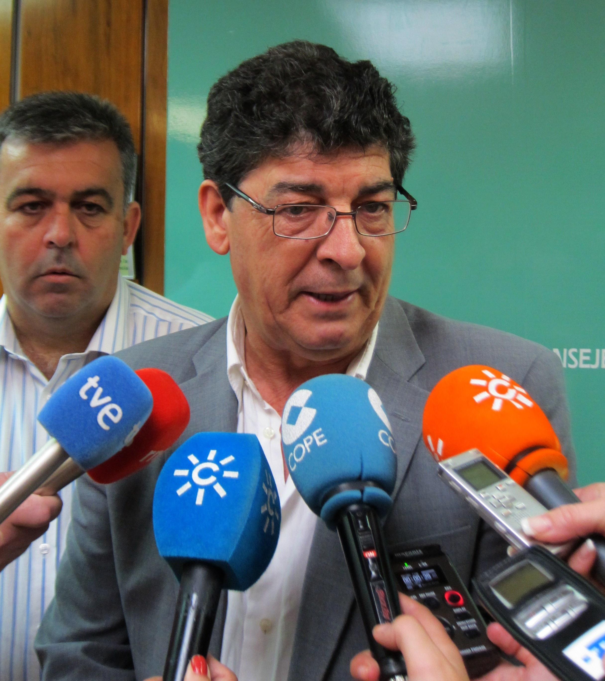 Valderas, «feliz» con el resultado de la Asamblea de IULV-CA, reitera que Maíllo le tiene «a su total disposición»