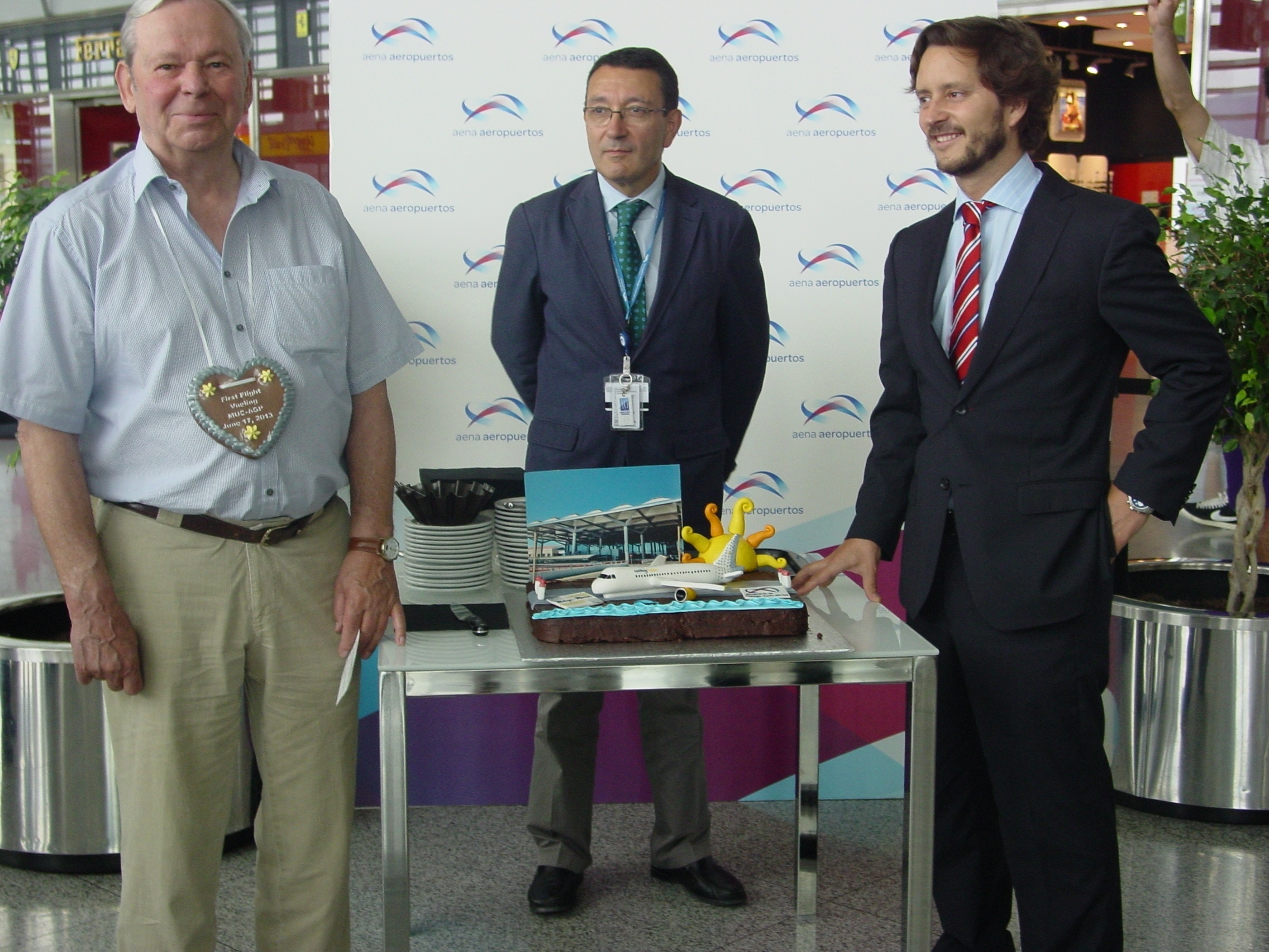 Vueling incrementa su actividad en Málaga un 17% este verano y abre una nueva ruta directa con Múnich