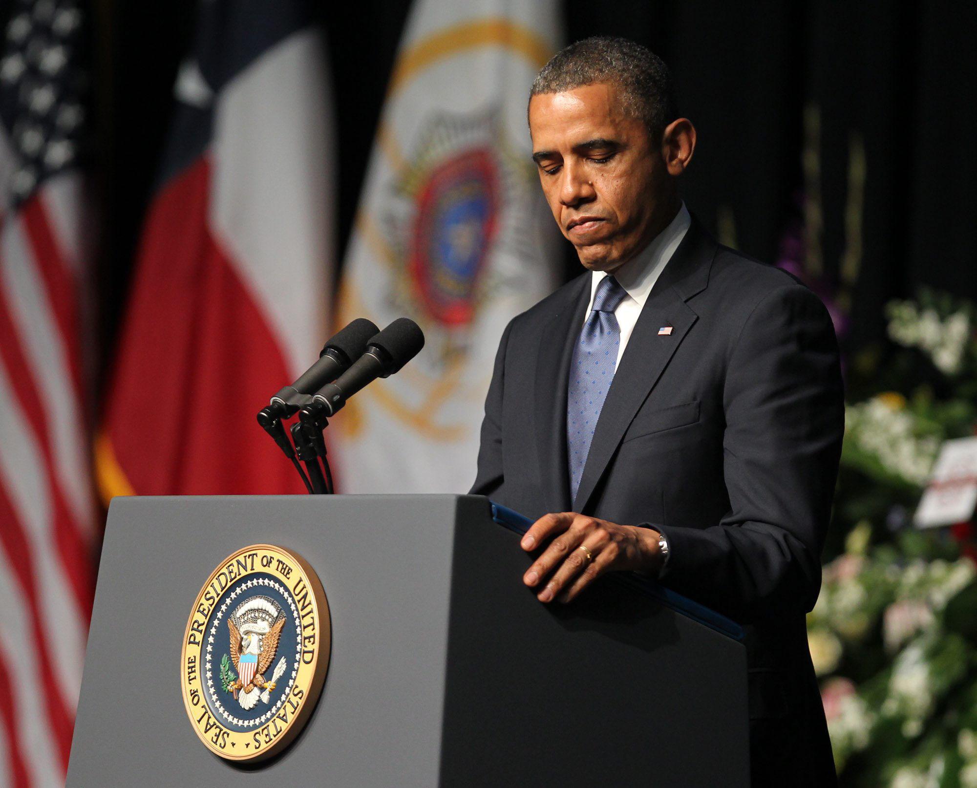 La mitad de los estadounidenses no apoya la gestión de Barack Obama