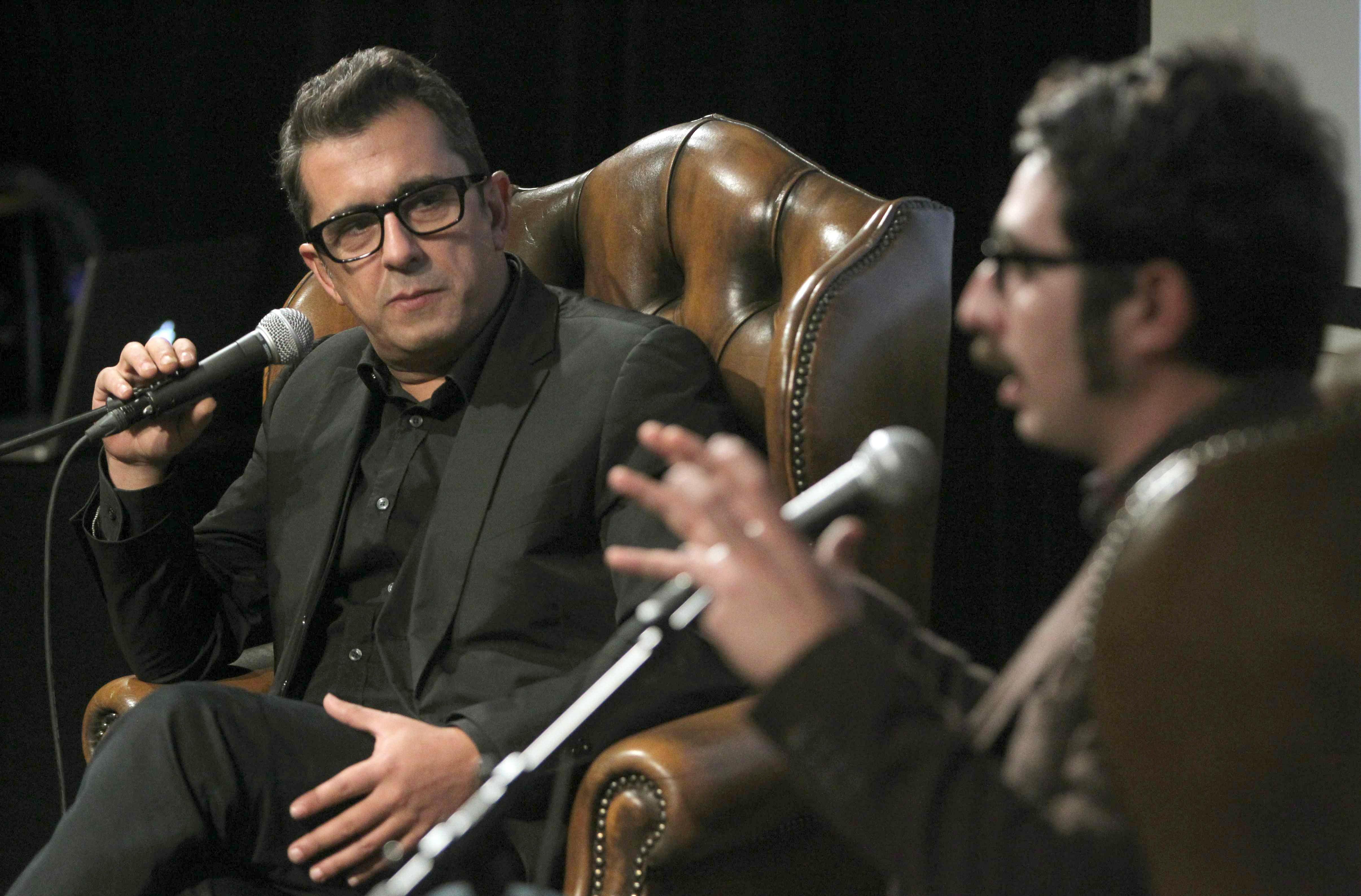 Andreu Buenafuente y Berto Romero improvisan en radio con «Nadie sabe nada»