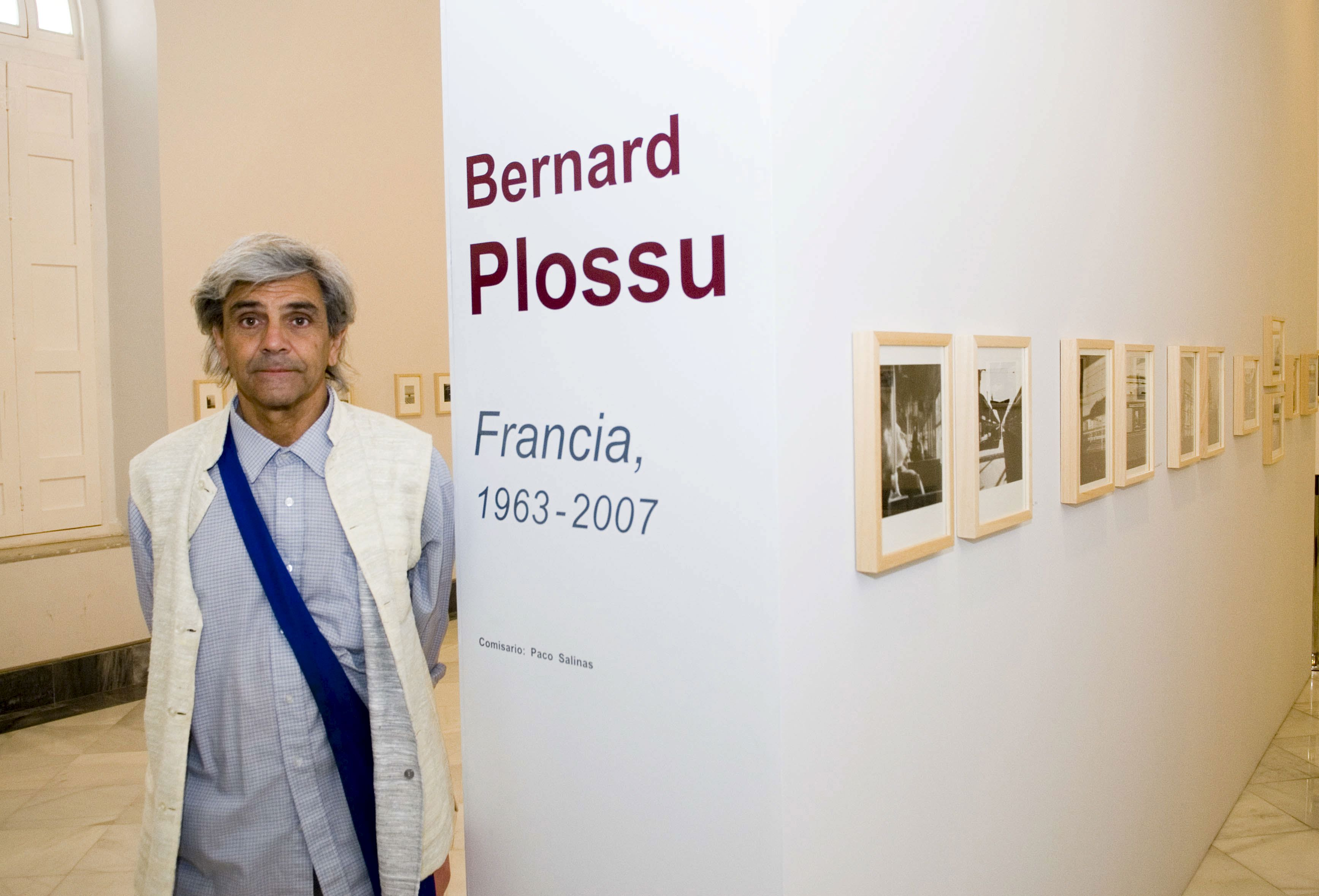 Bernard Plossu y Max Pam contraponen sus miradas fotográficas en una muestra