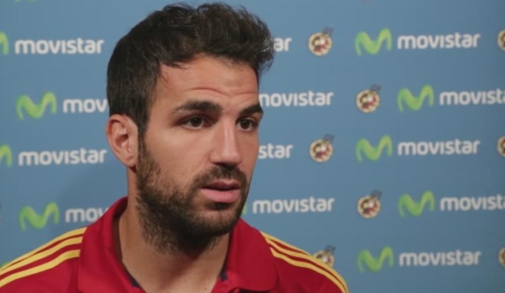Cesc: «Del Bosque es un entrenador honesto y con él hay pocas injusticias»