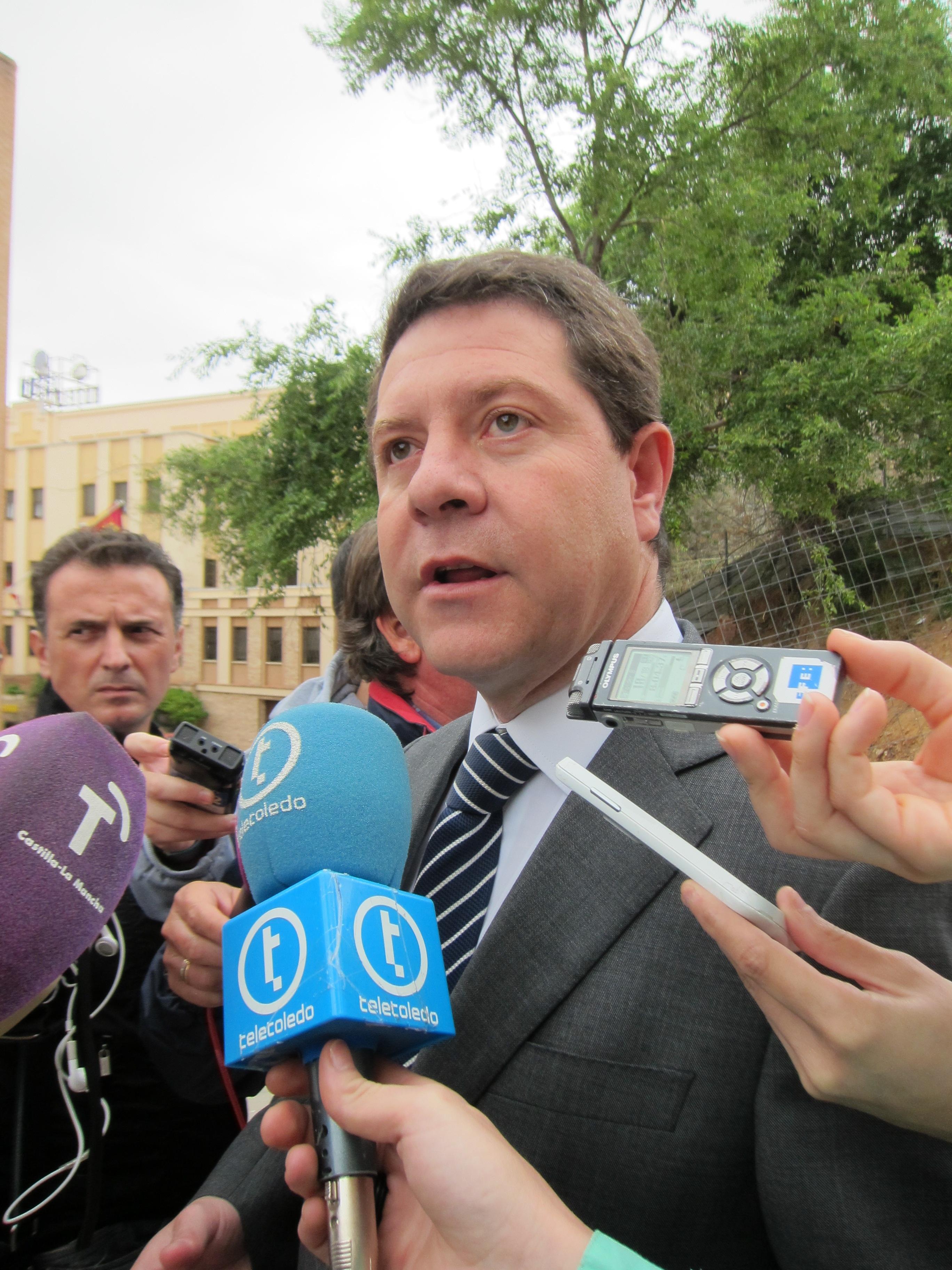 García Page, sobre el déficit: «Cada vez que tenemos un euro más en la caja, me gustaría saber a qué se va a dedicar»