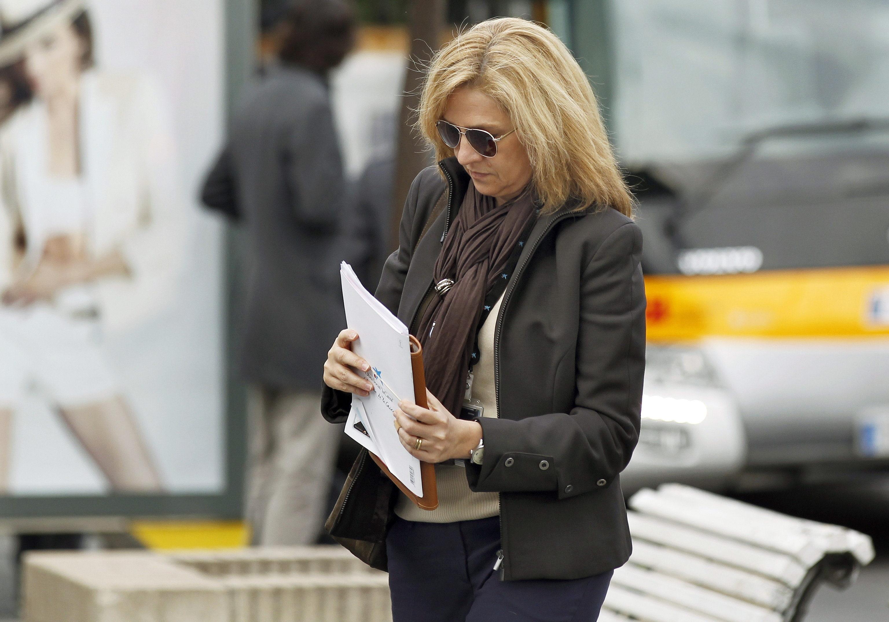 Hacienda reconoce un error al atribuir a la infanta Cristina propiedades de otro DNI