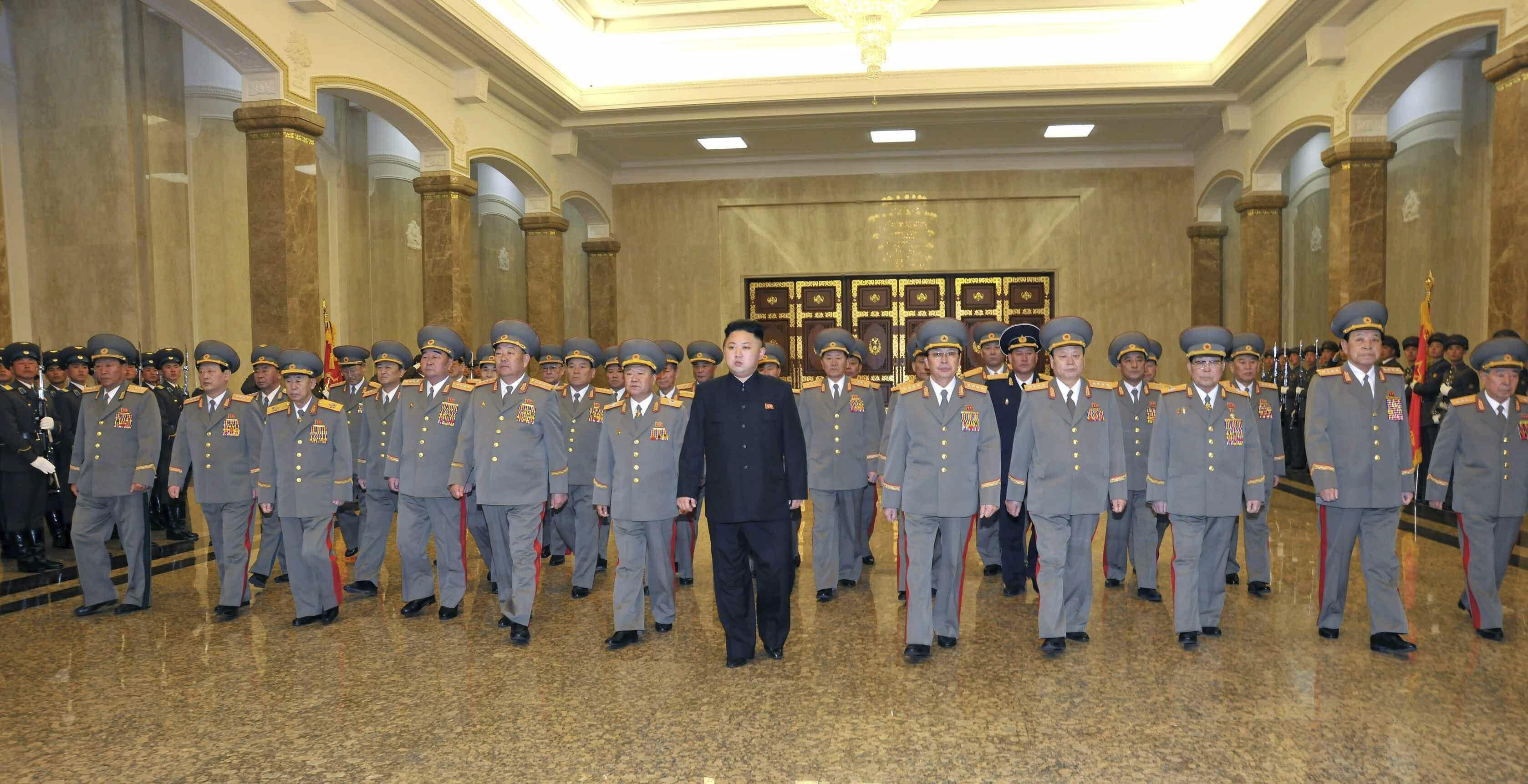 Corea del Norte acusa a EEUU de desatar una carrera armamentística internacional