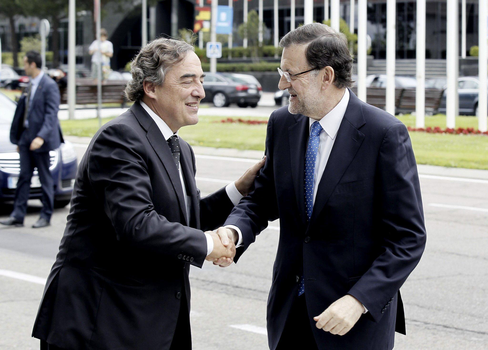Rajoy asegura que se está en el buen camino y hay que seguir con las reformas