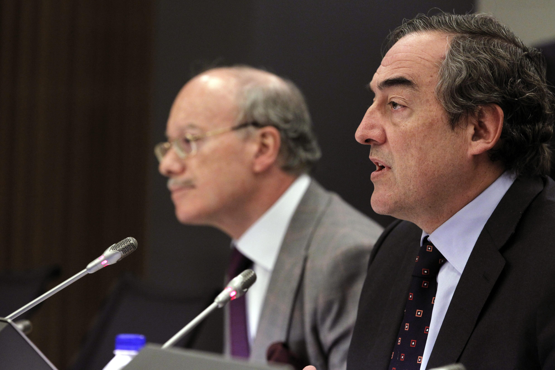 Rosell pide al Gobierno que sea «valiente» para seguir con las reformas