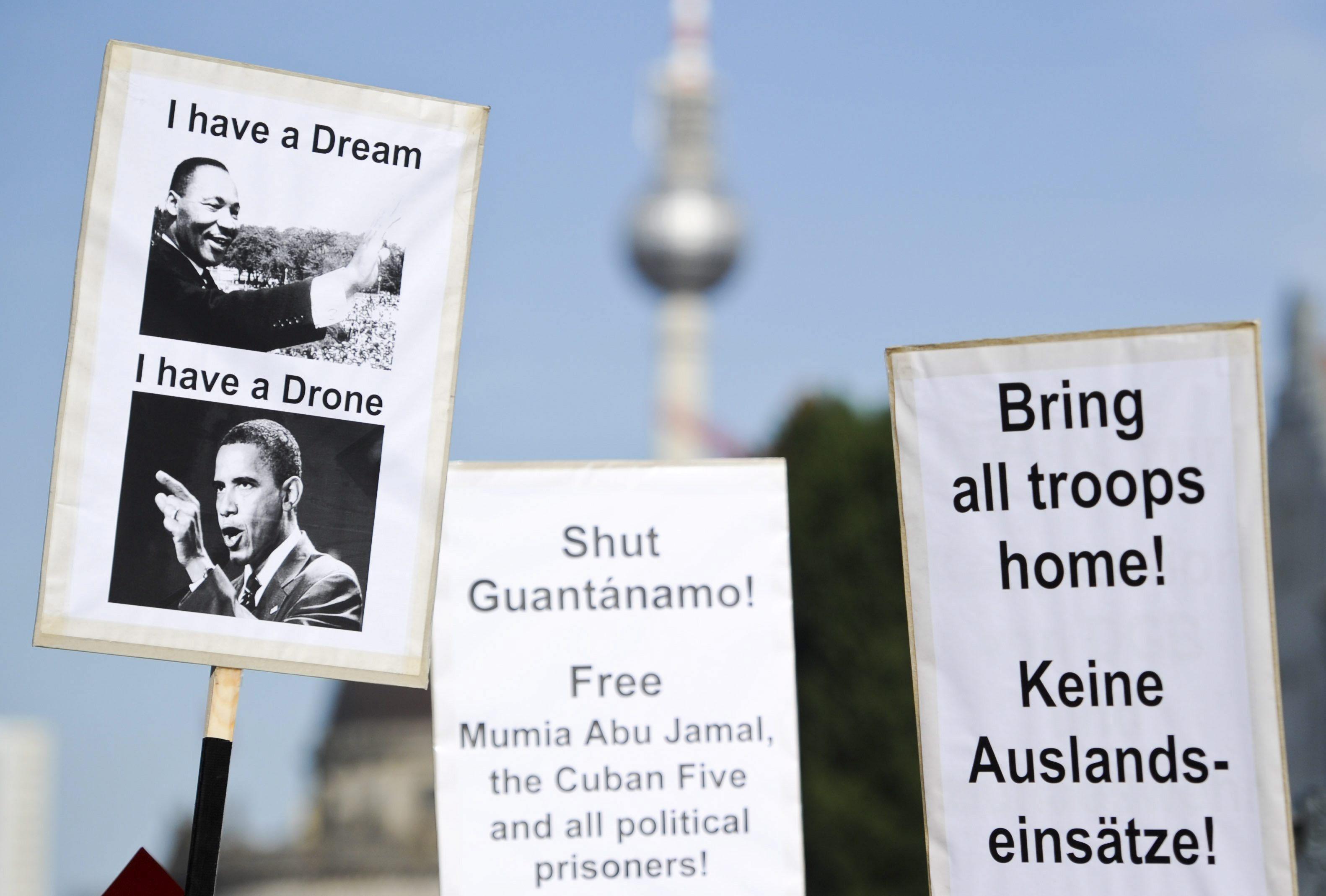 Siria y el PRISM amenazan con ensombrecer la visita de Obama a Berlín
