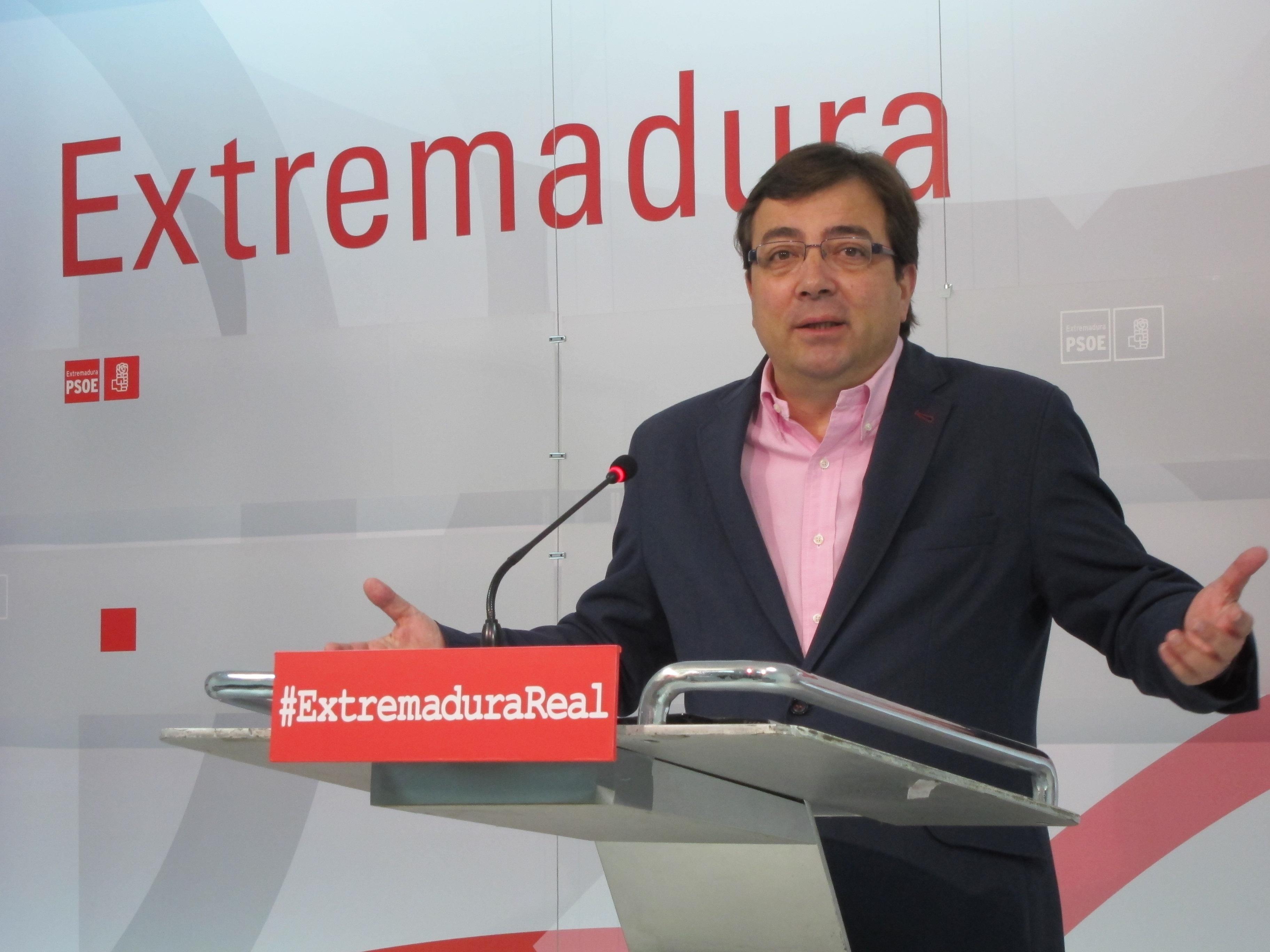 Vara insiste en que es «el momento adecuado» para que el PSOE se presente en Cataluña «con su marca propia»