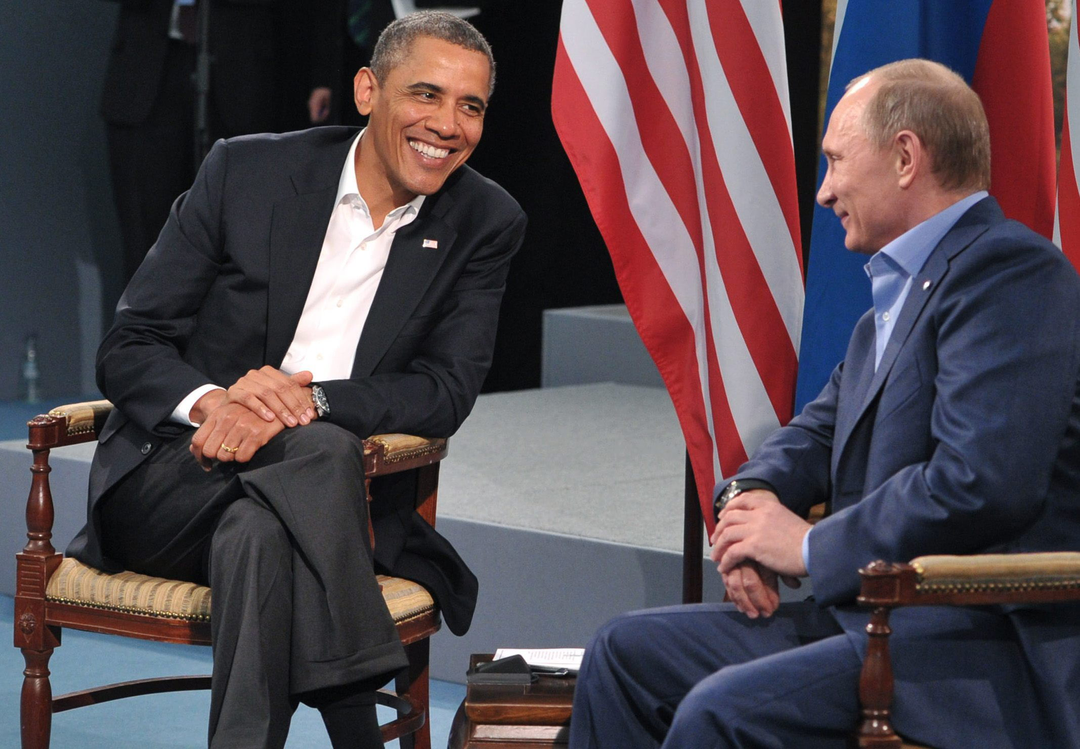 La cumbre del G8 se reanuda para tratar de la lucha antiterrorista