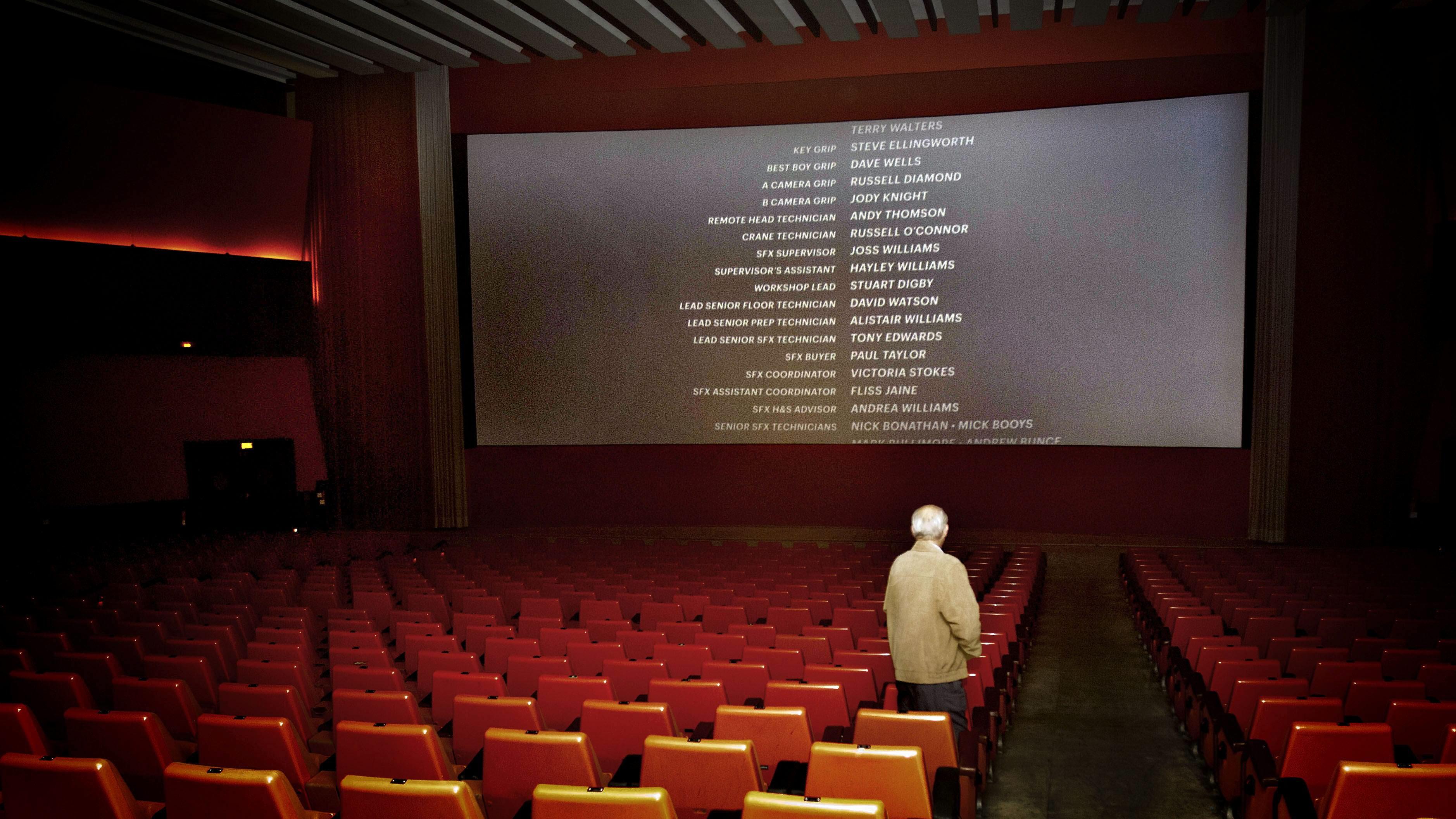 El cine español recauda un 36,8 % más en la taquilla extranjera que en España
