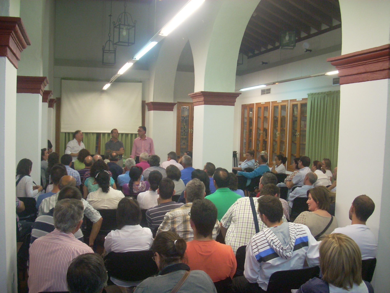 La plataforma de afectados por la Mancomunidad del Guadalquivir apoya el expediente de liquidación