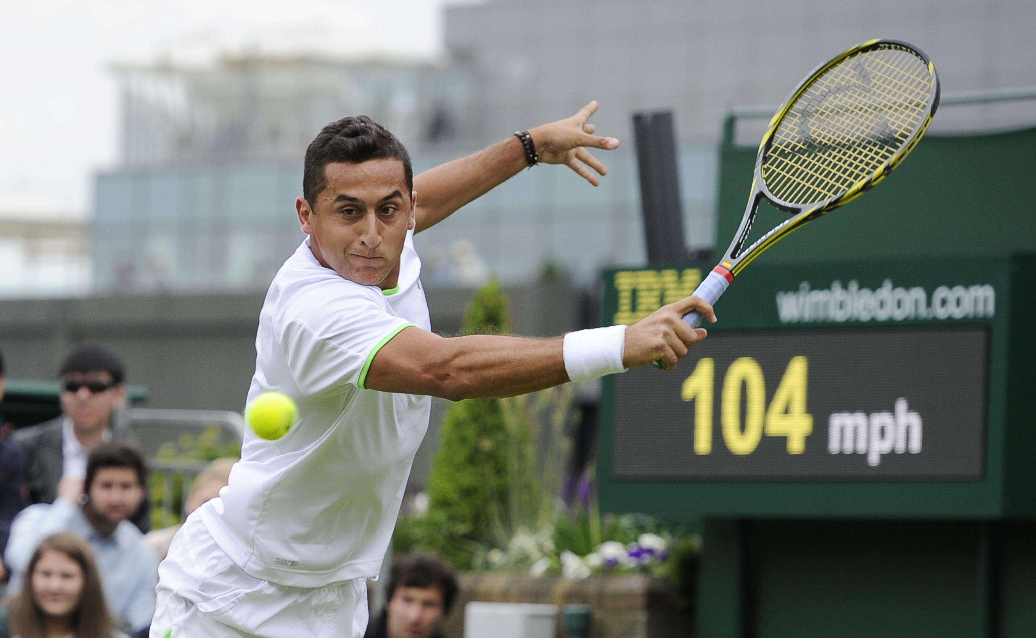 Almagro supera la primera ronda de Wimbledon al vencer a Zopp