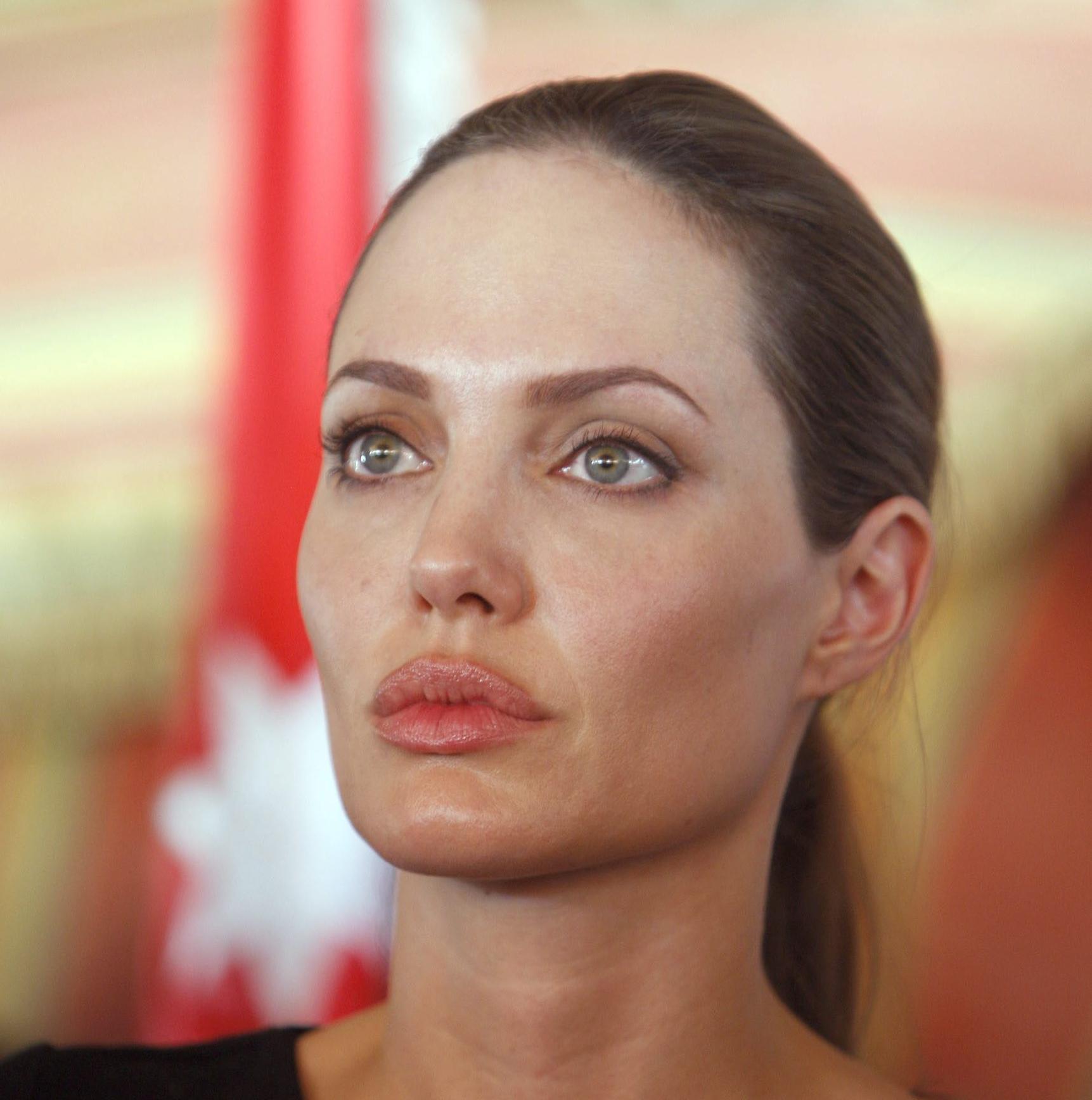 Angelina Jolie reclama «responsabilidad» a la ONU ante la violencia sexual